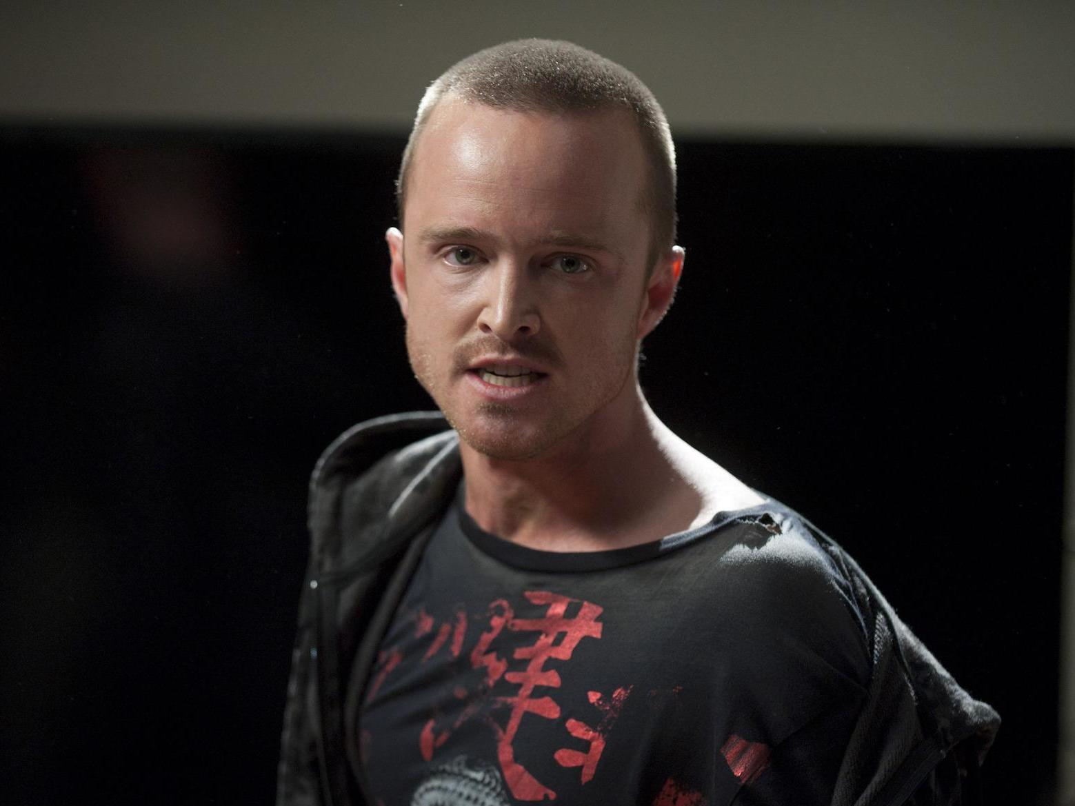 Breaking Bad star Aaron Paul reveals the one thing he wanted for Jesse Pinkman in El Camino