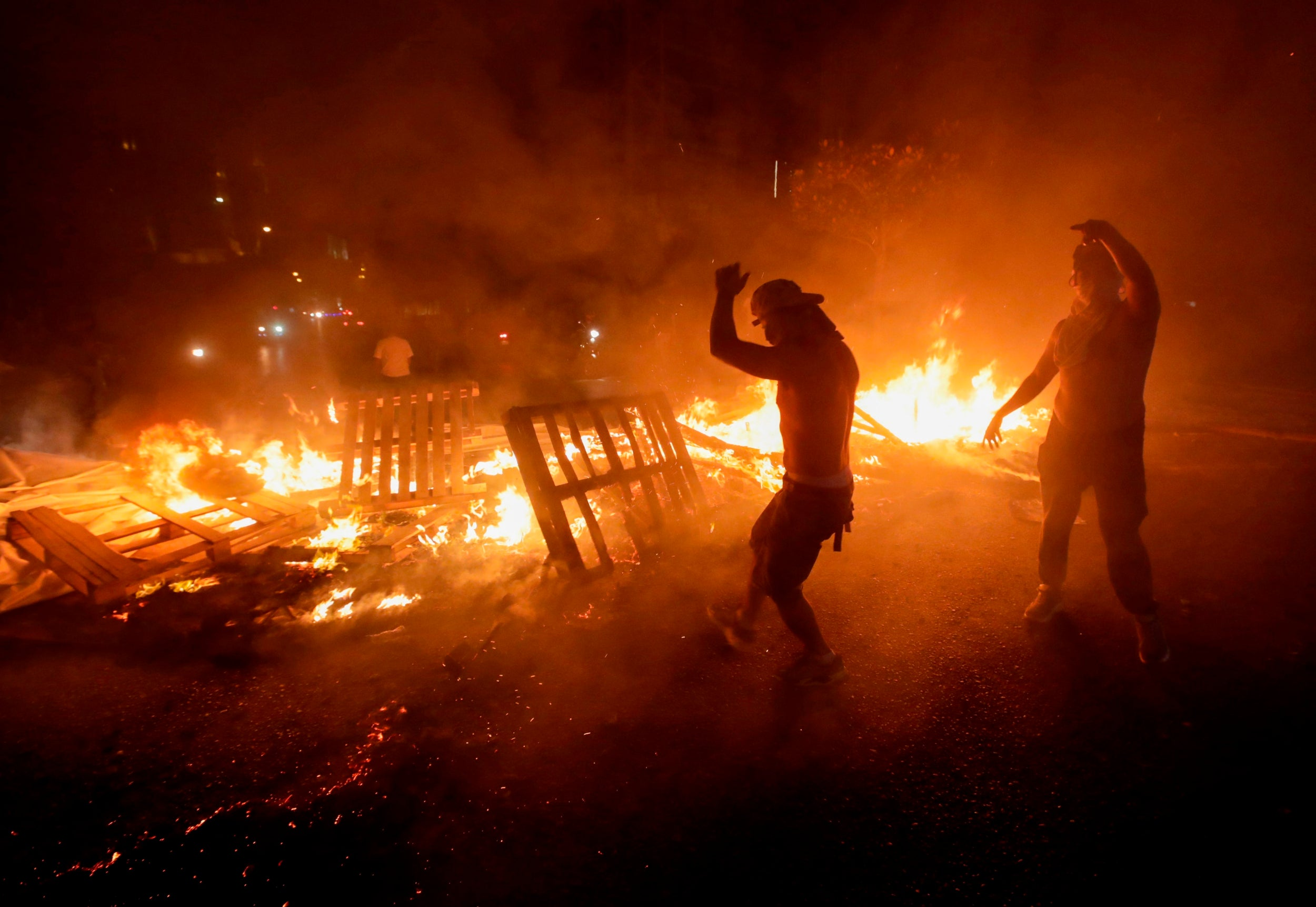 I don't blame the Lebanese rioters setting Beirut alight – they are hungry, poor and furious