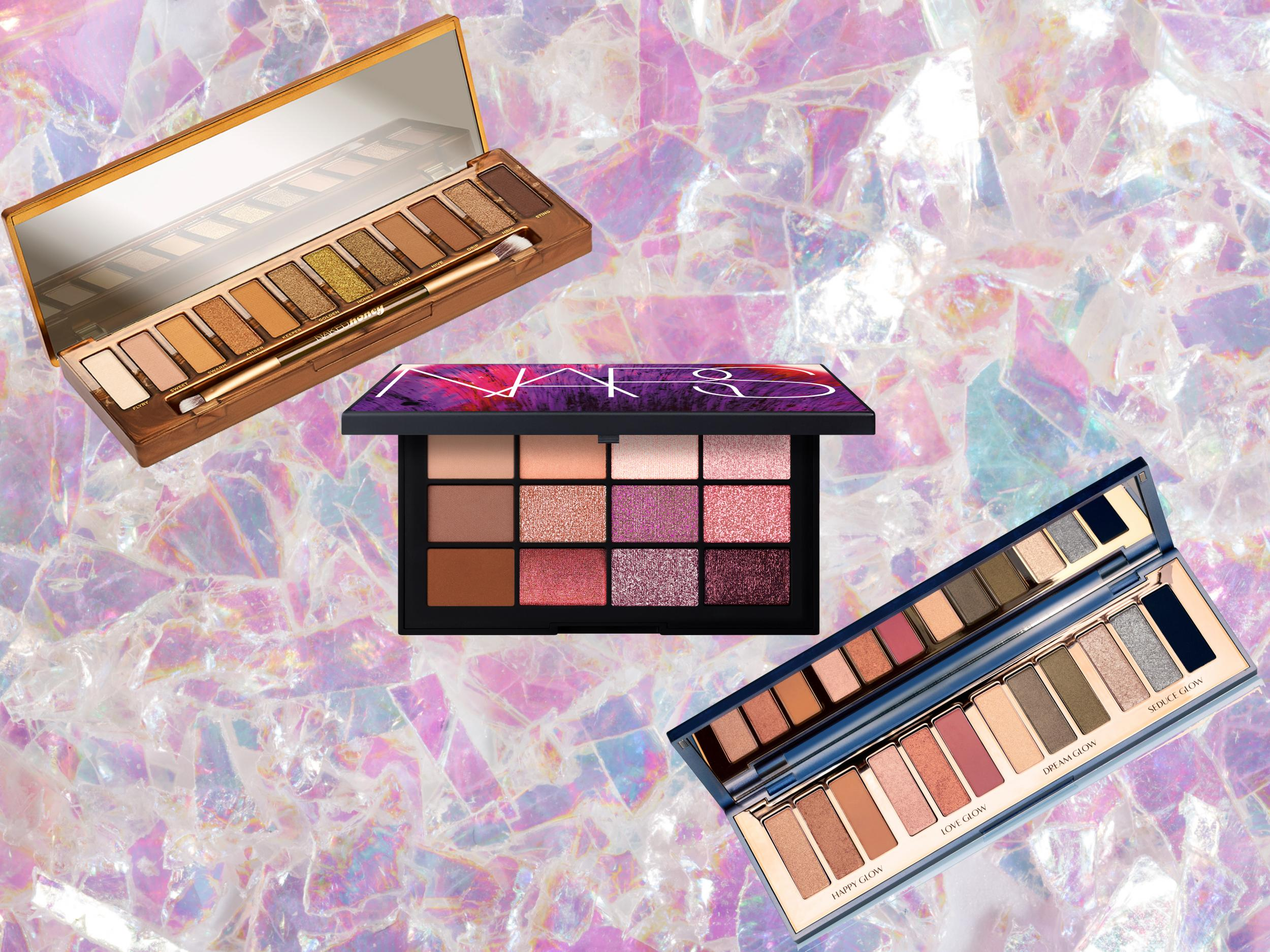 12 best eyeshadow palettes: Matte, shimmer and glitter shades that are pigmented and blendable
