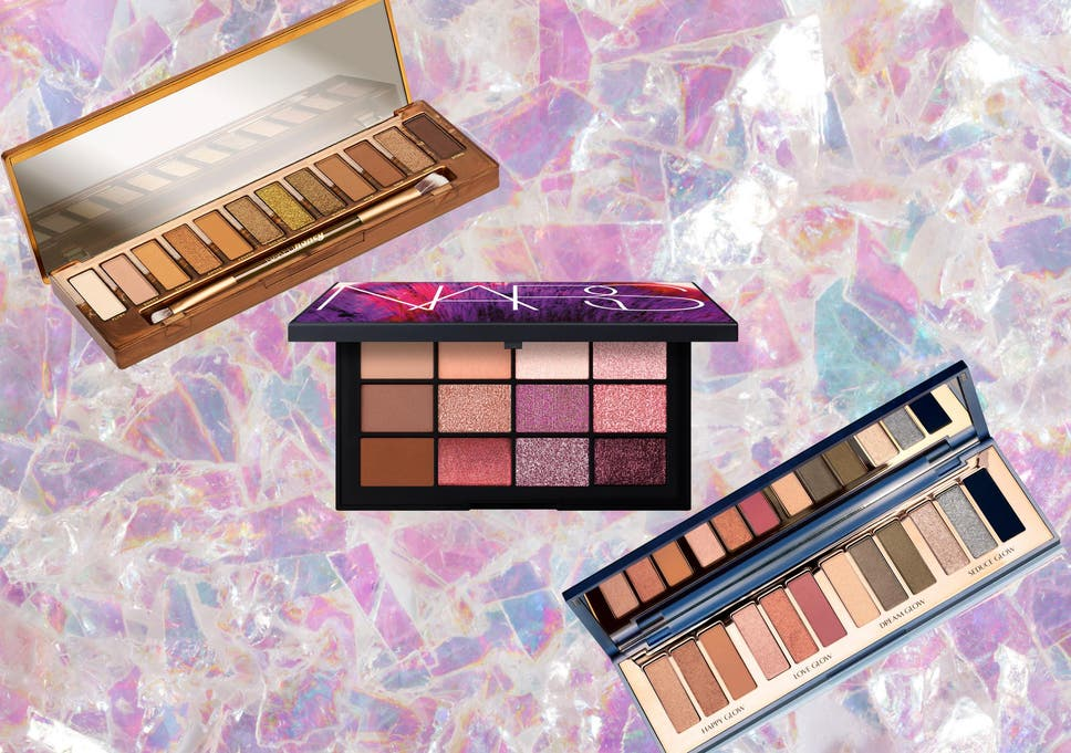 Best Eyeshadow Palettes Matte Shimmer And Glitter Shades