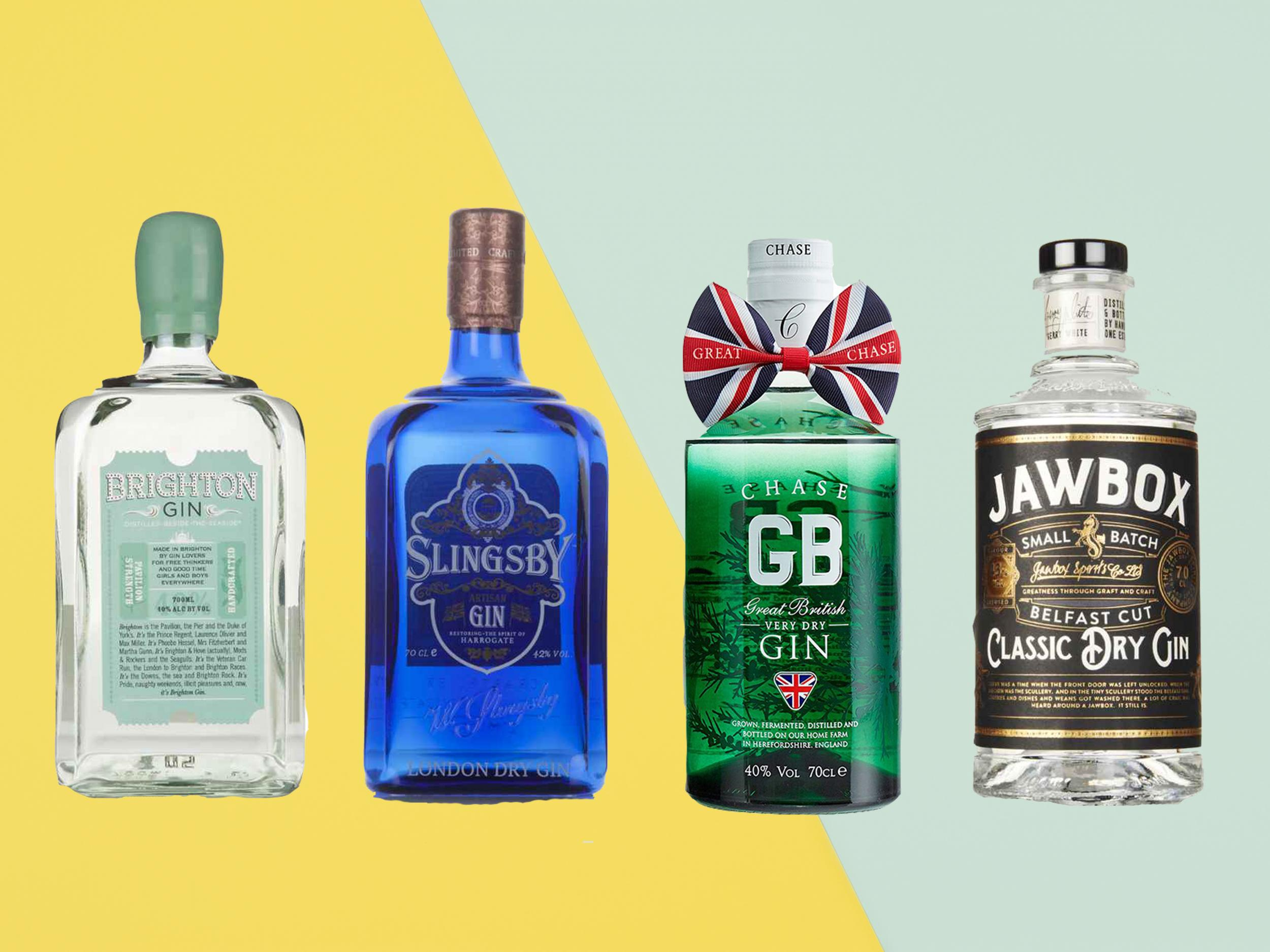 International gin day 2019: 14 best British gins you need to know about