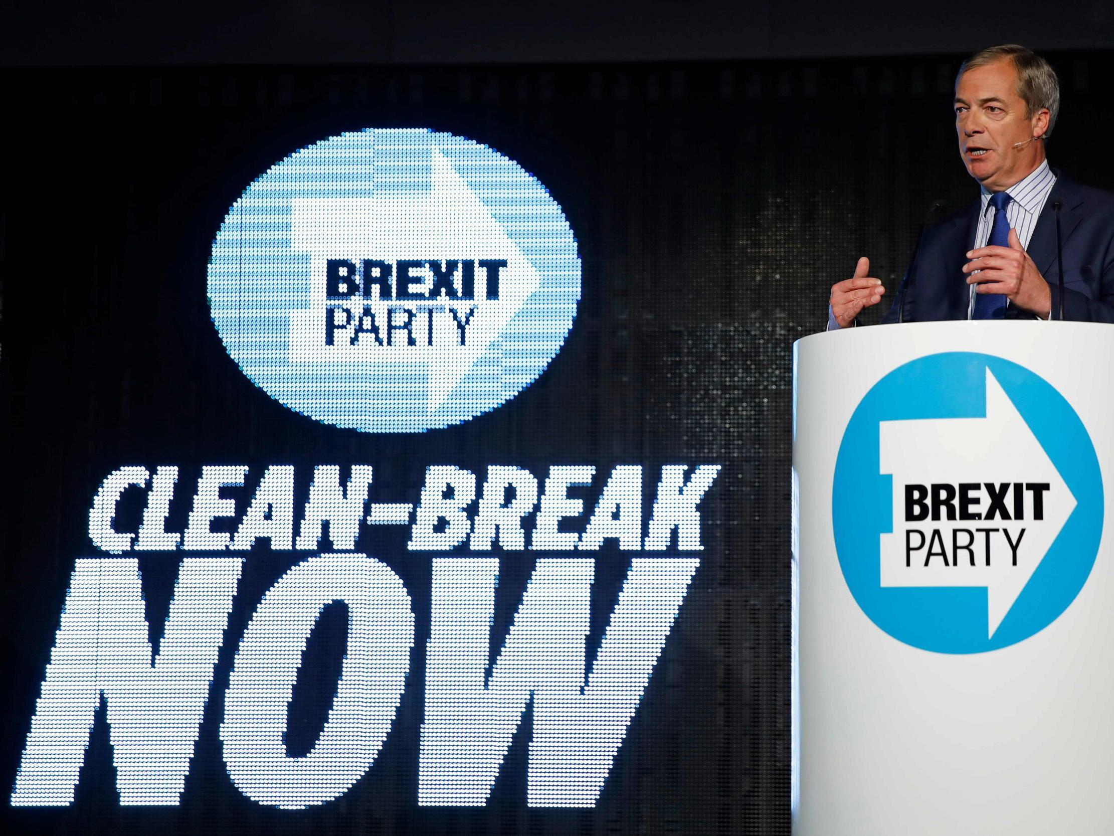 Brexit: Nigel Farage praises EU negotiator Michel Barnier for role in Johnson deal