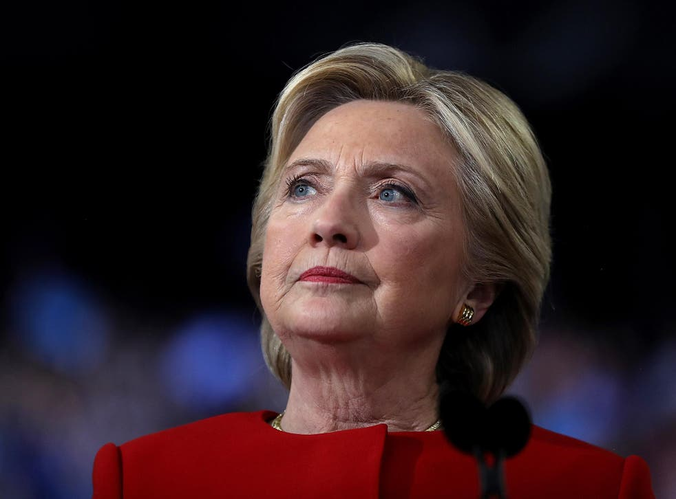 Ms Clinton has blamed the email scandal in part for her defeat in the 2016 presidential election