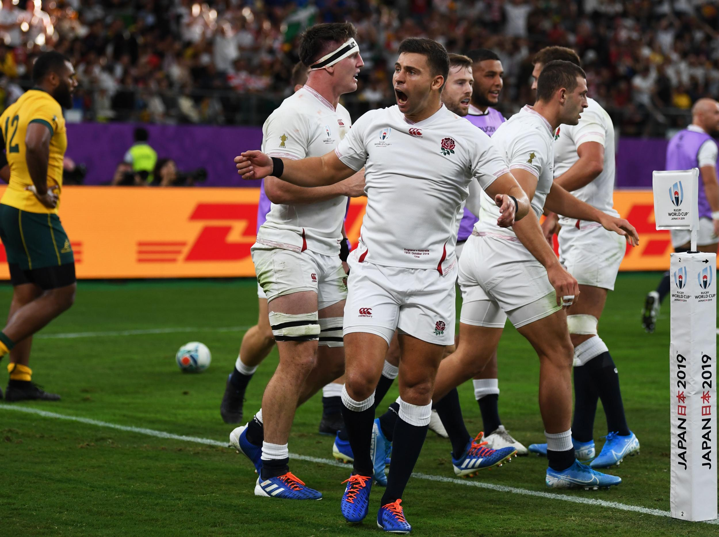 England vs Australia: Rugby World Cup 2019 player ratings ...