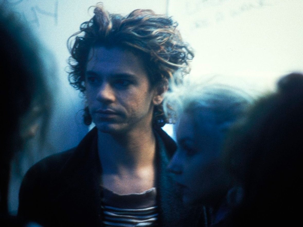 Michael Hutchence swore girlfriend Helena Christensen to secrecy about brain damage that led to 'mood swings and temper outbursts'