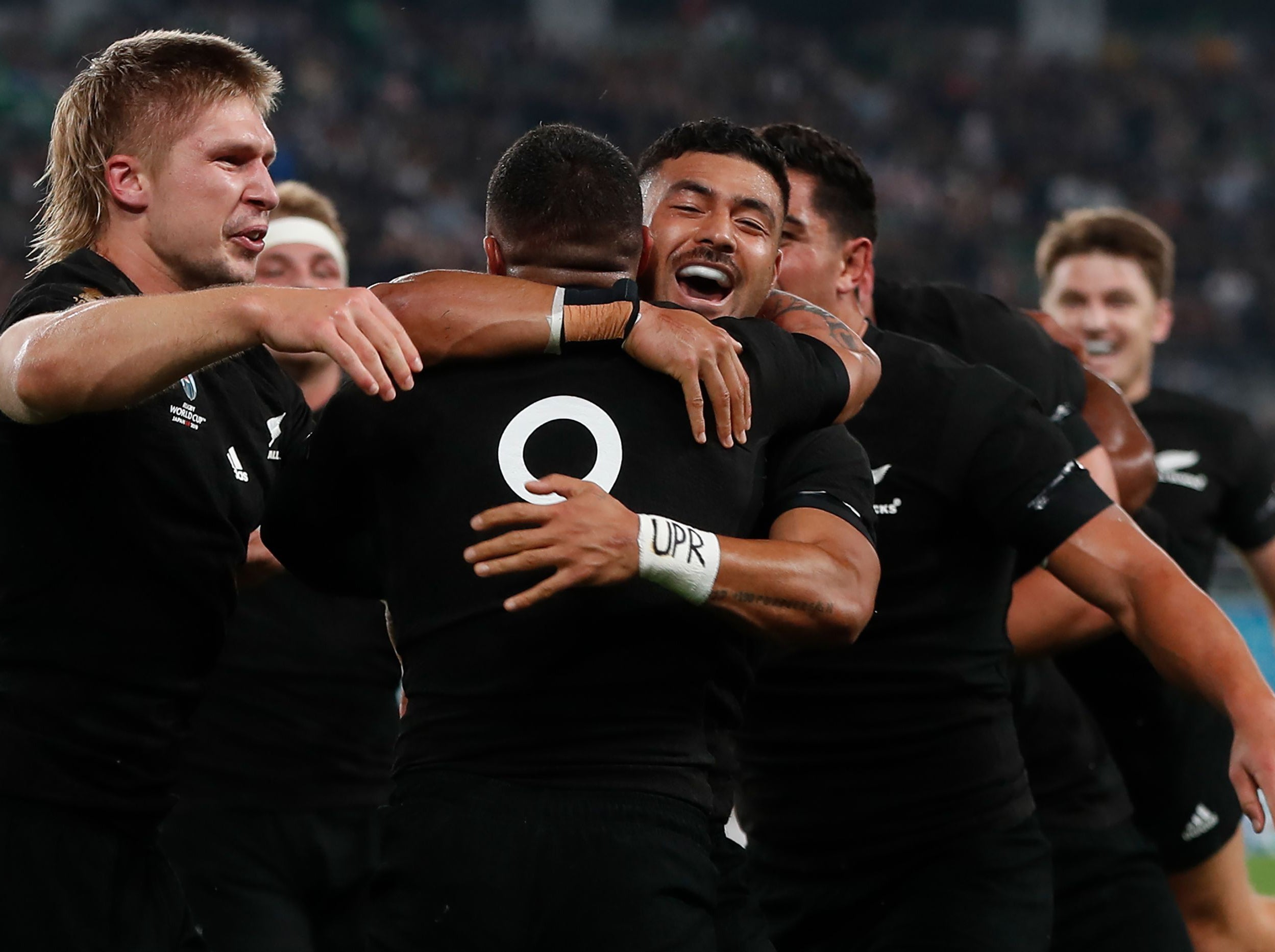 New Zealand vs Ireland, Rugby World Cup 2019 LIVE: Result and latest reaction today's quarter-final