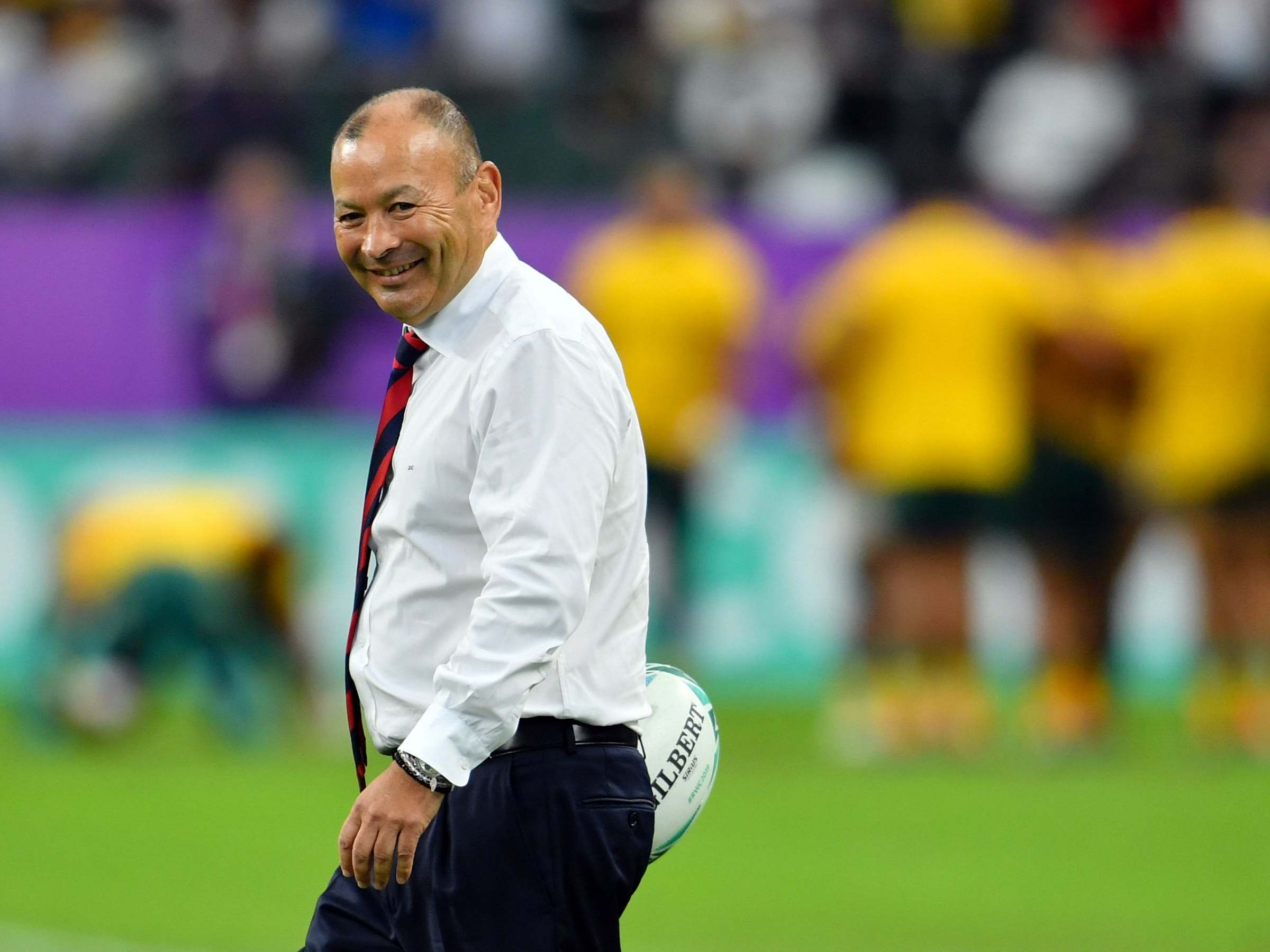 Rugby World Cup 2019: Eddie Jones warns England to prepare for New Zealand 'samurais' in semi-finals