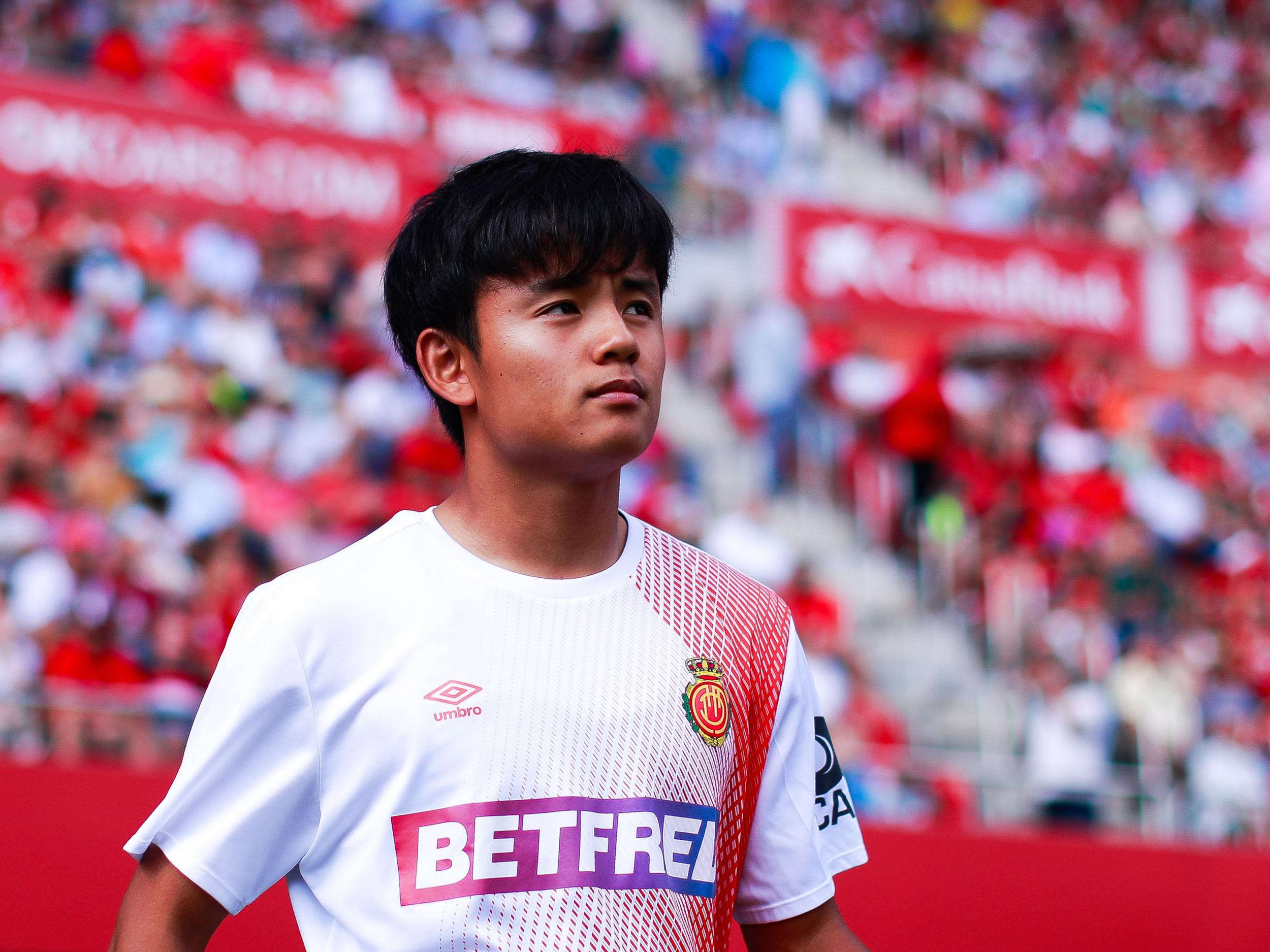 Real Madrid news: Loanee Takefusa Kubo can be a 'superstar', says Mallorca chief