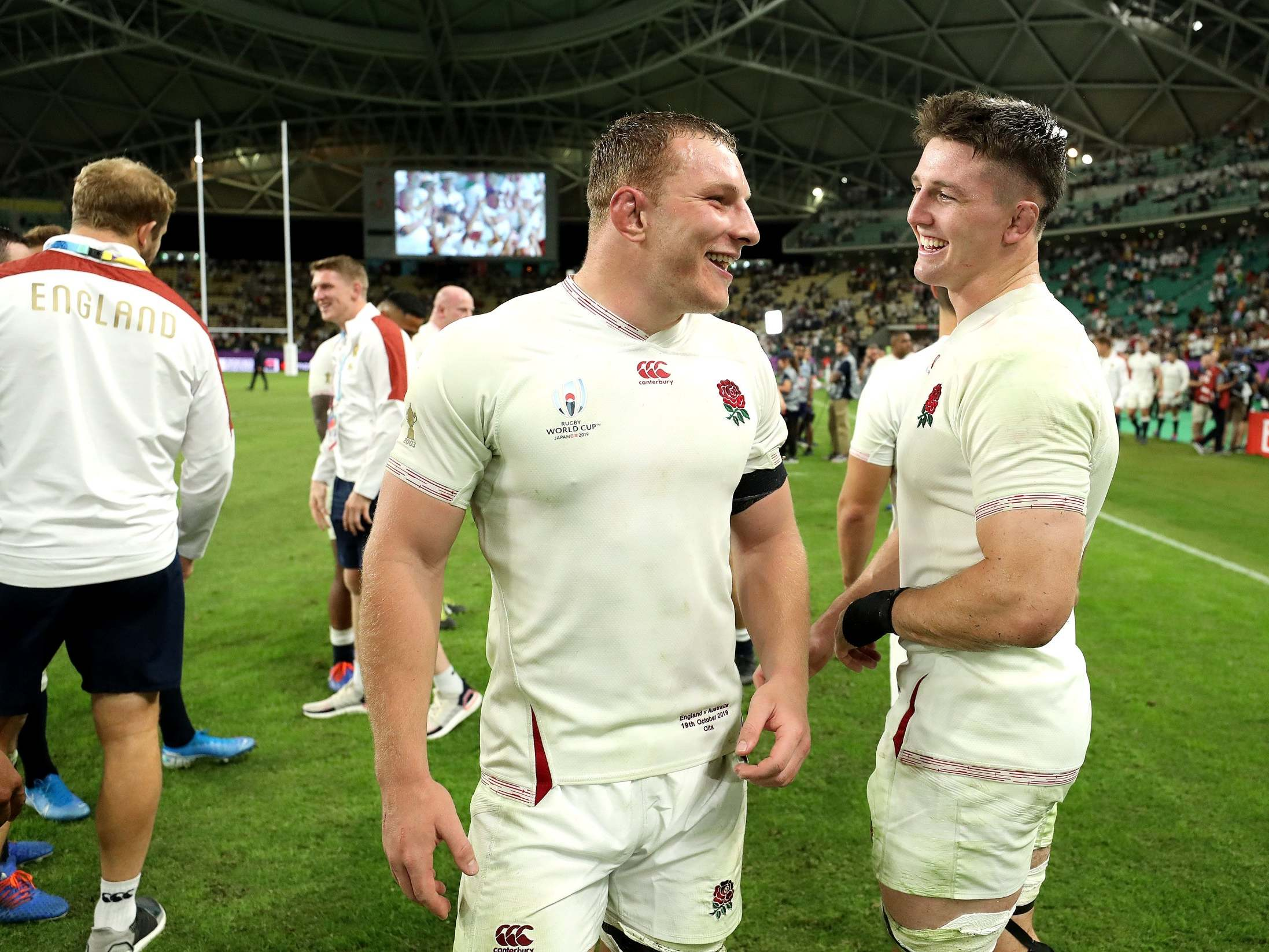 Rugby World Cup 2019: How Tom Curry and Sam Underhill's masterclass marked a generational shift