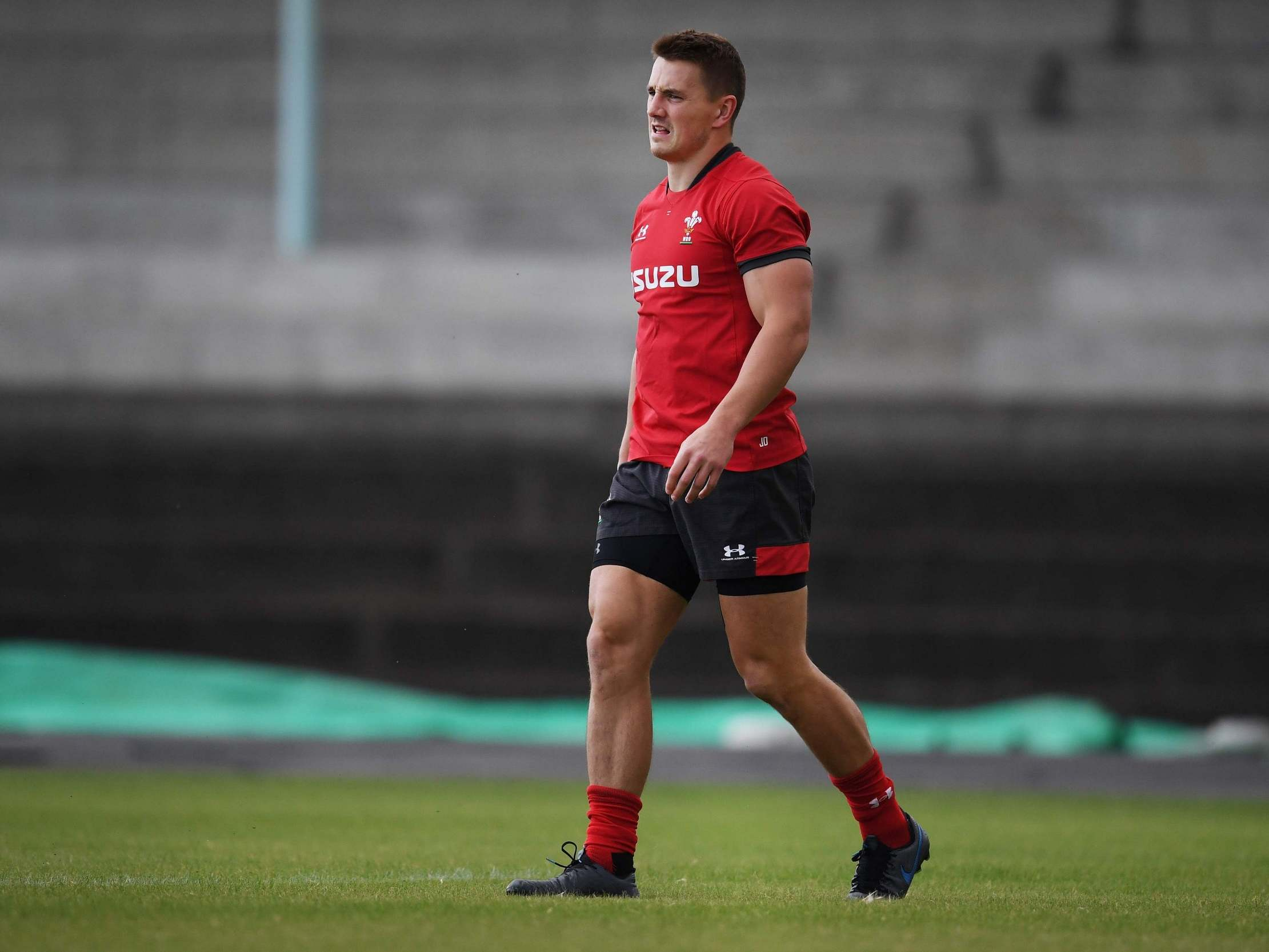 Wales vs France: Jonathan Davies ruled out of Rugby World Cup 2019 quarter-final with injury