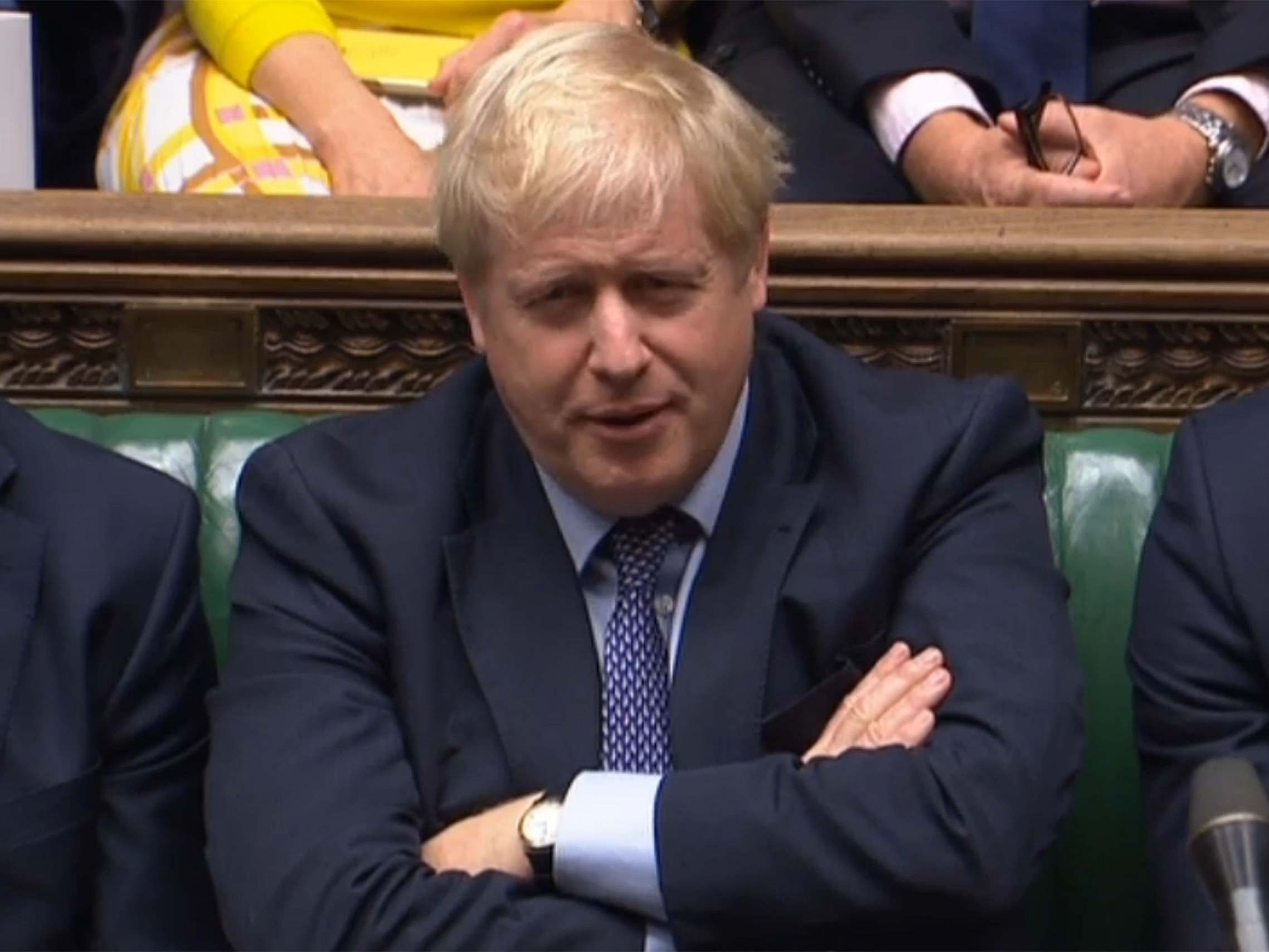 Brexit vote: Boris Johnson's plan in chaos as customs union amendment has 'good chance' of passing