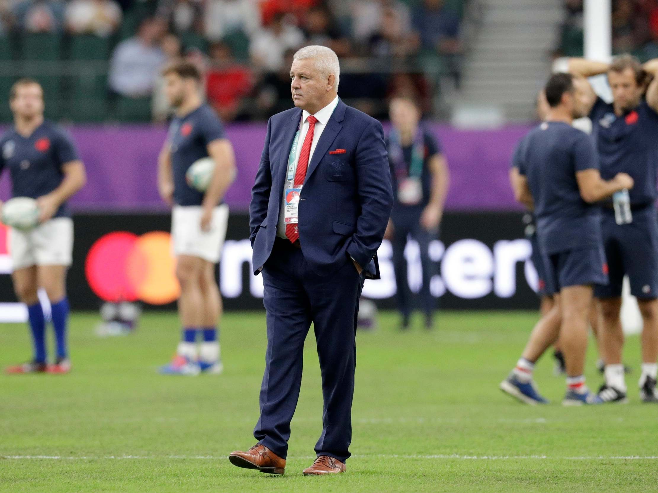 Wales vs France, Rugby World Cup 2019 LIVE: Latest score and updates from today's quarter-finals