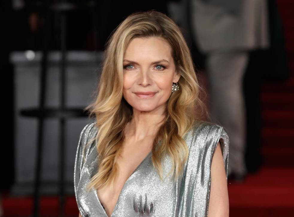 Pfeiffer porn michelle Michelle Pfeiffer