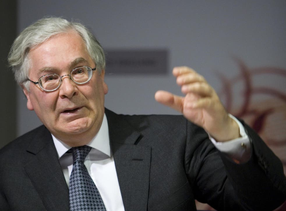 In the coalition years, Cable asked Mervyn King why the bank could not help more directly