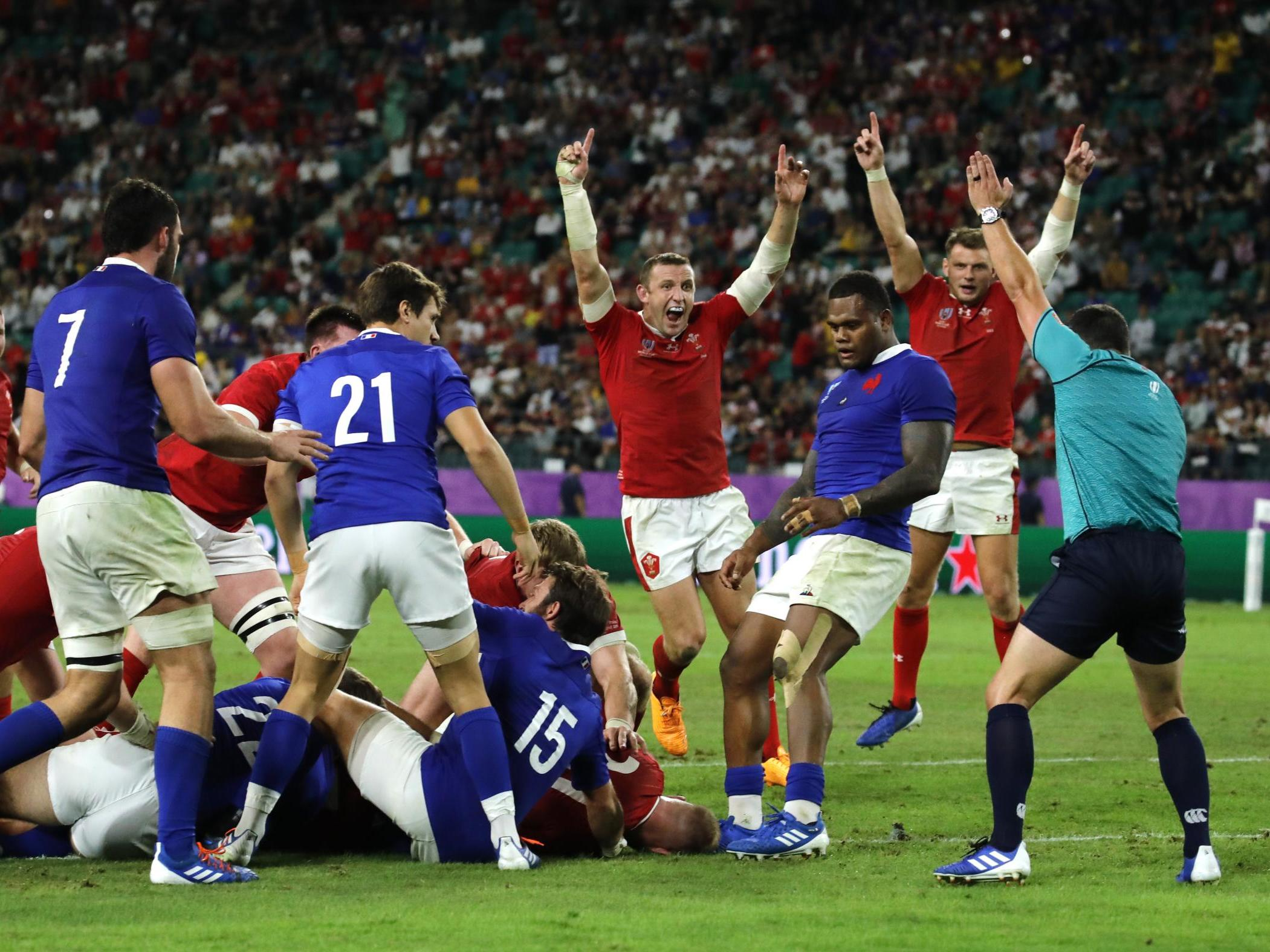 Wales vs France, Rugby World Cup 2019 LIVE result: Latest reaction from today's quarter-final