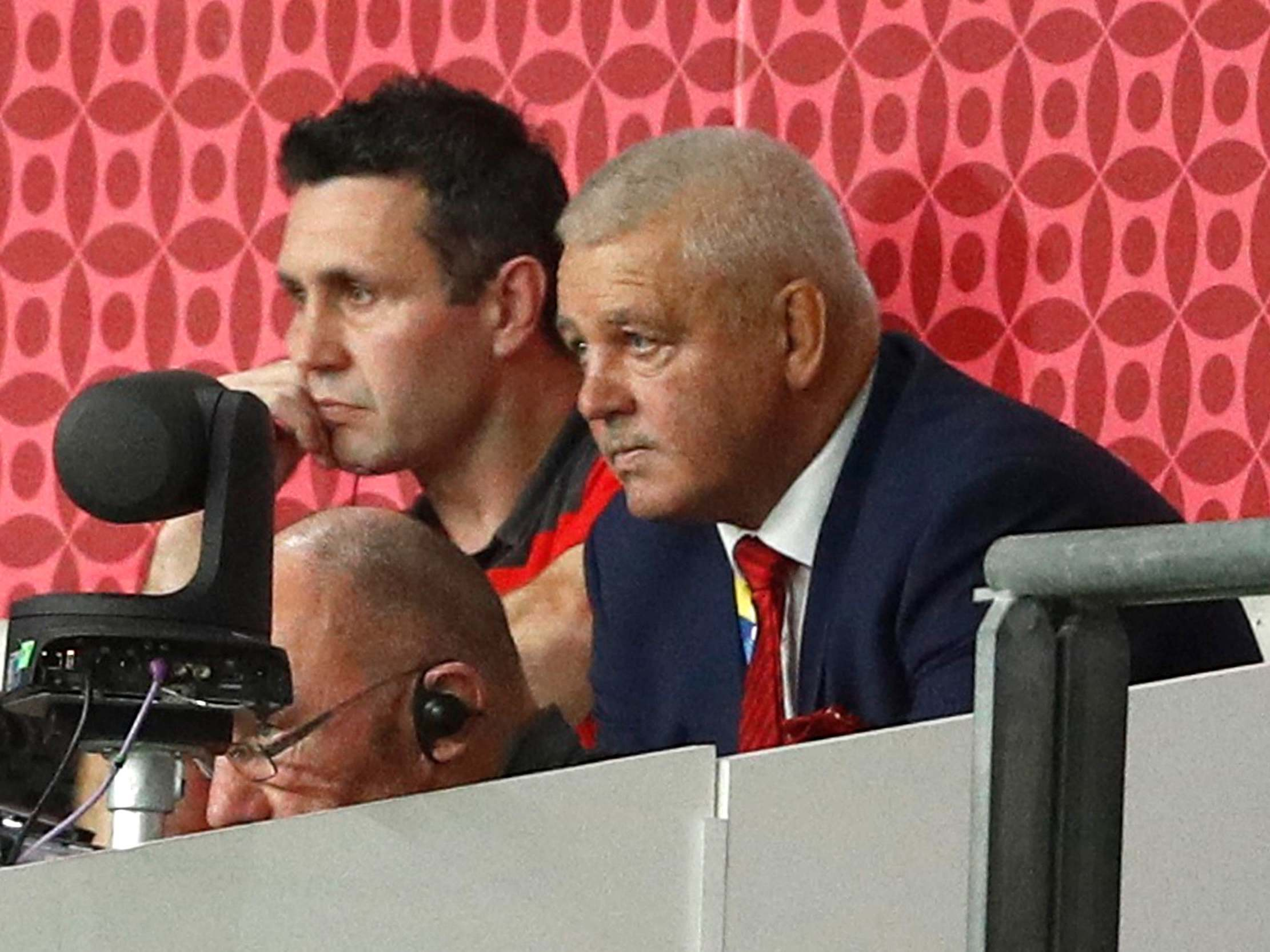 Rugby World Cup 2019: Warren Gatland was preparing Wales leaving speech before match-winning try
