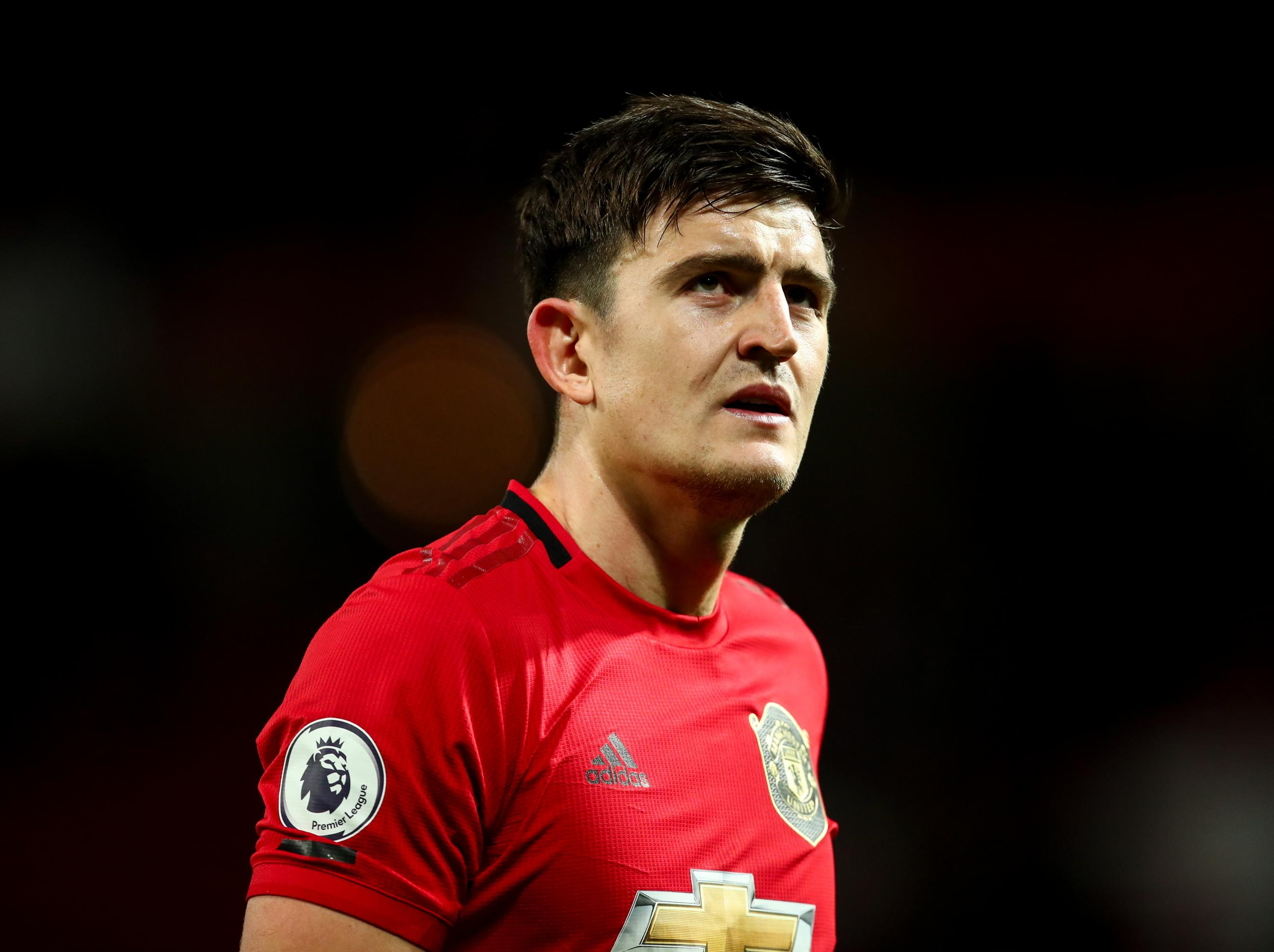 Man Utd's Harry Maguire compared to a Sunday League player by Rafael van der Vaart