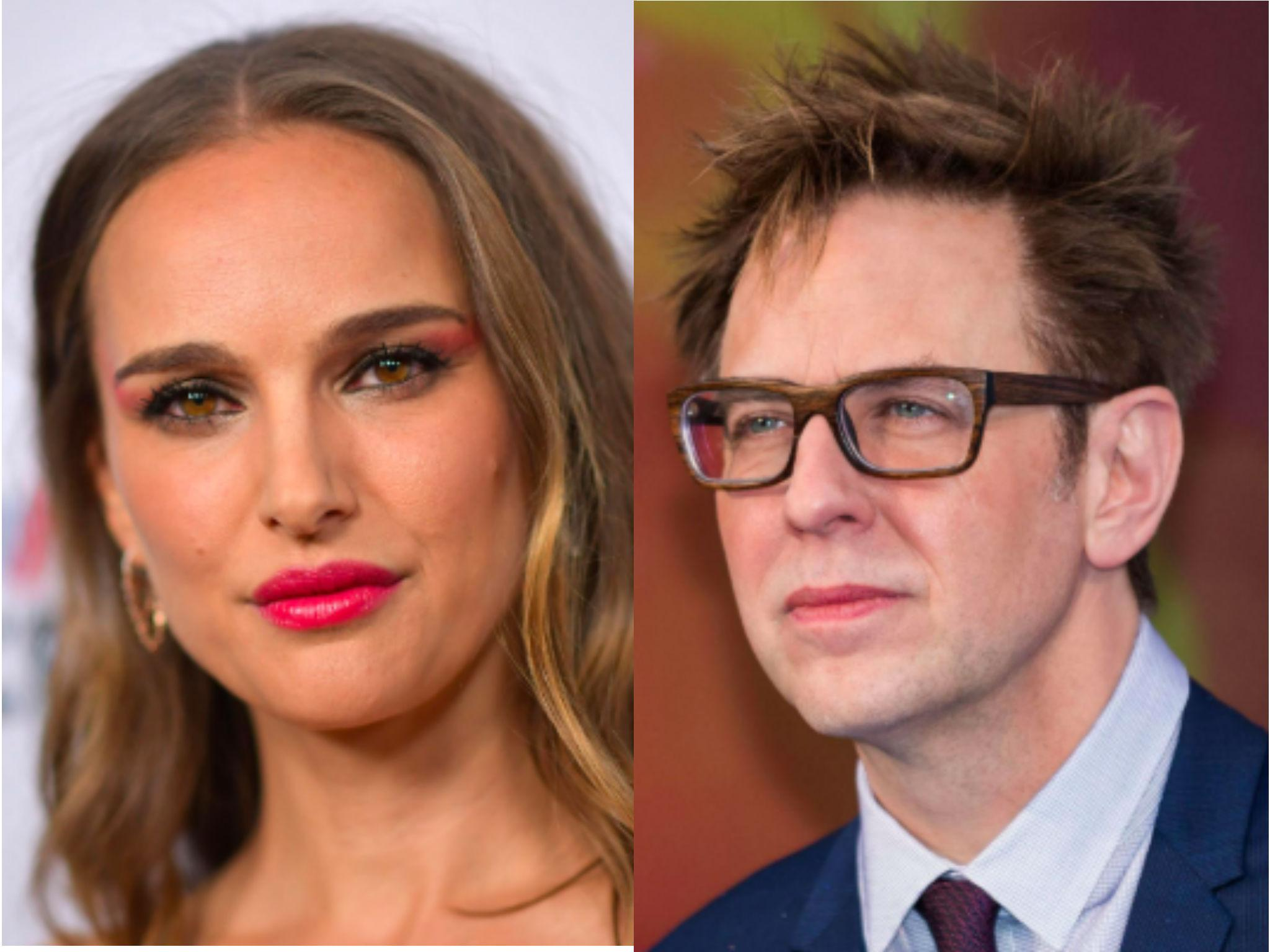 James Gunn and Natalie Portman defend Marvel films after Francis Ford Coppola calls them 'despicable'