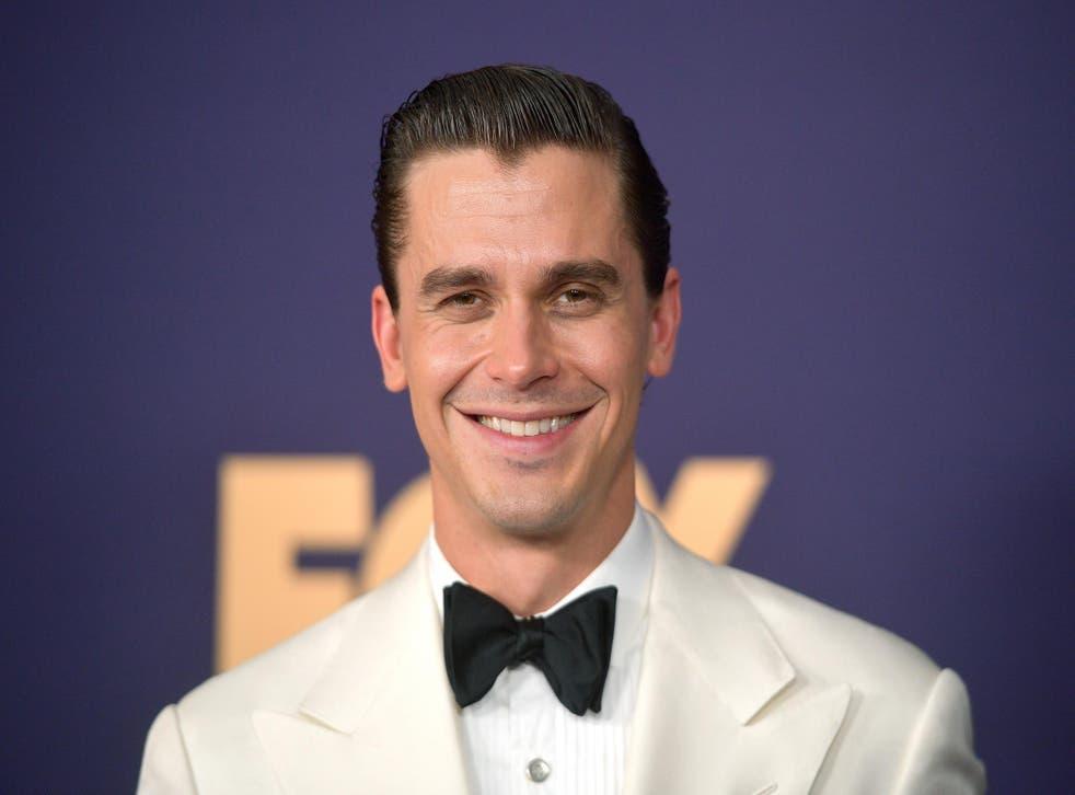 Antoni Porowski at the Emmy Awards in September 2019
