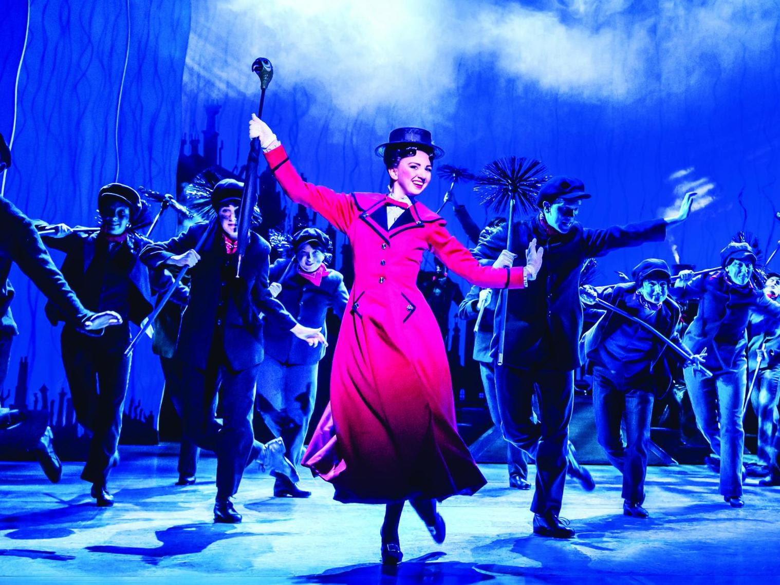 Will the new West End revival of Mary Poppins prove to be 'ahead of the #MeToo curve'?