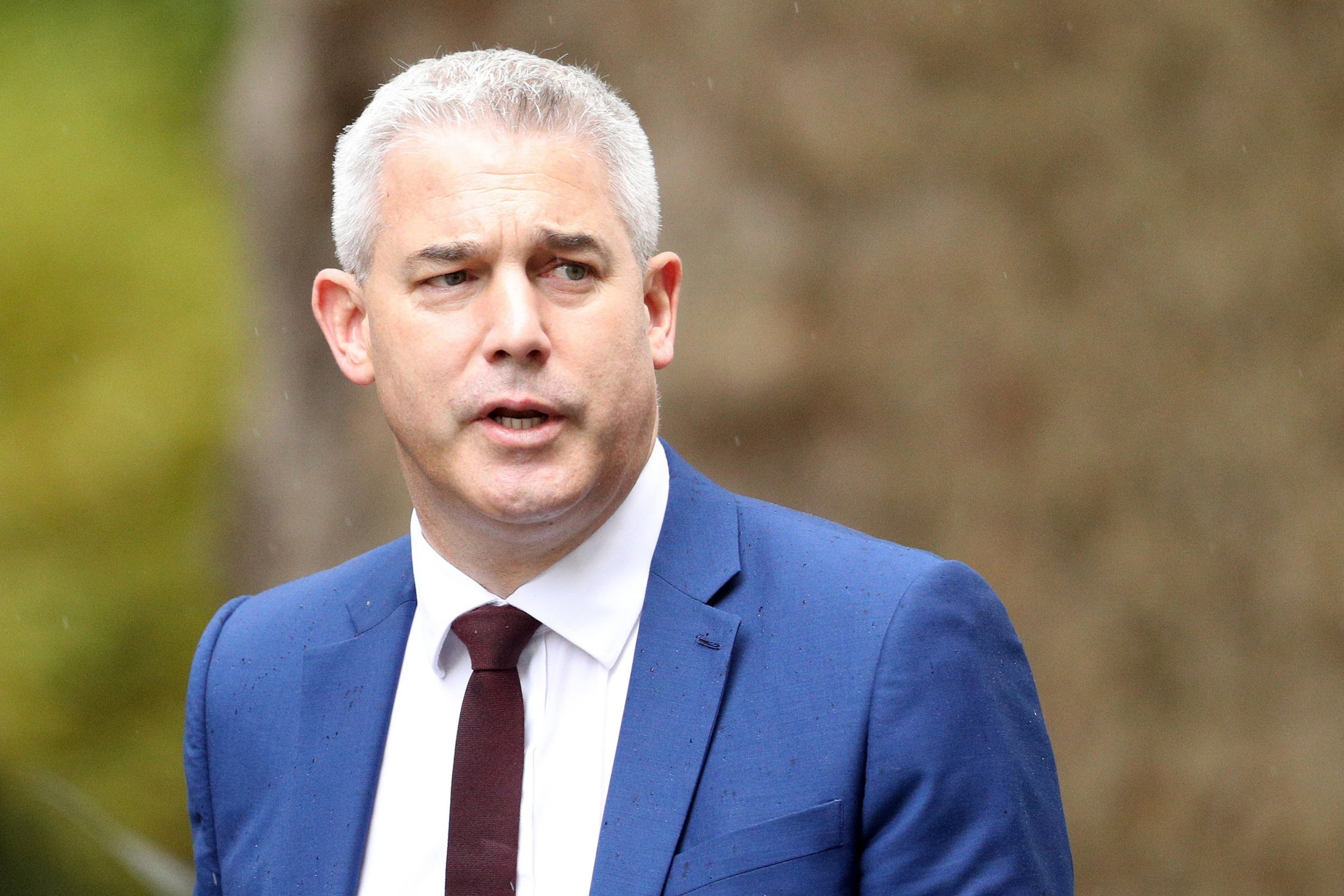 Brexit secretary under fire after admitting Northern Ireland firms will be forced to fill out export forms when sending goods to Britain