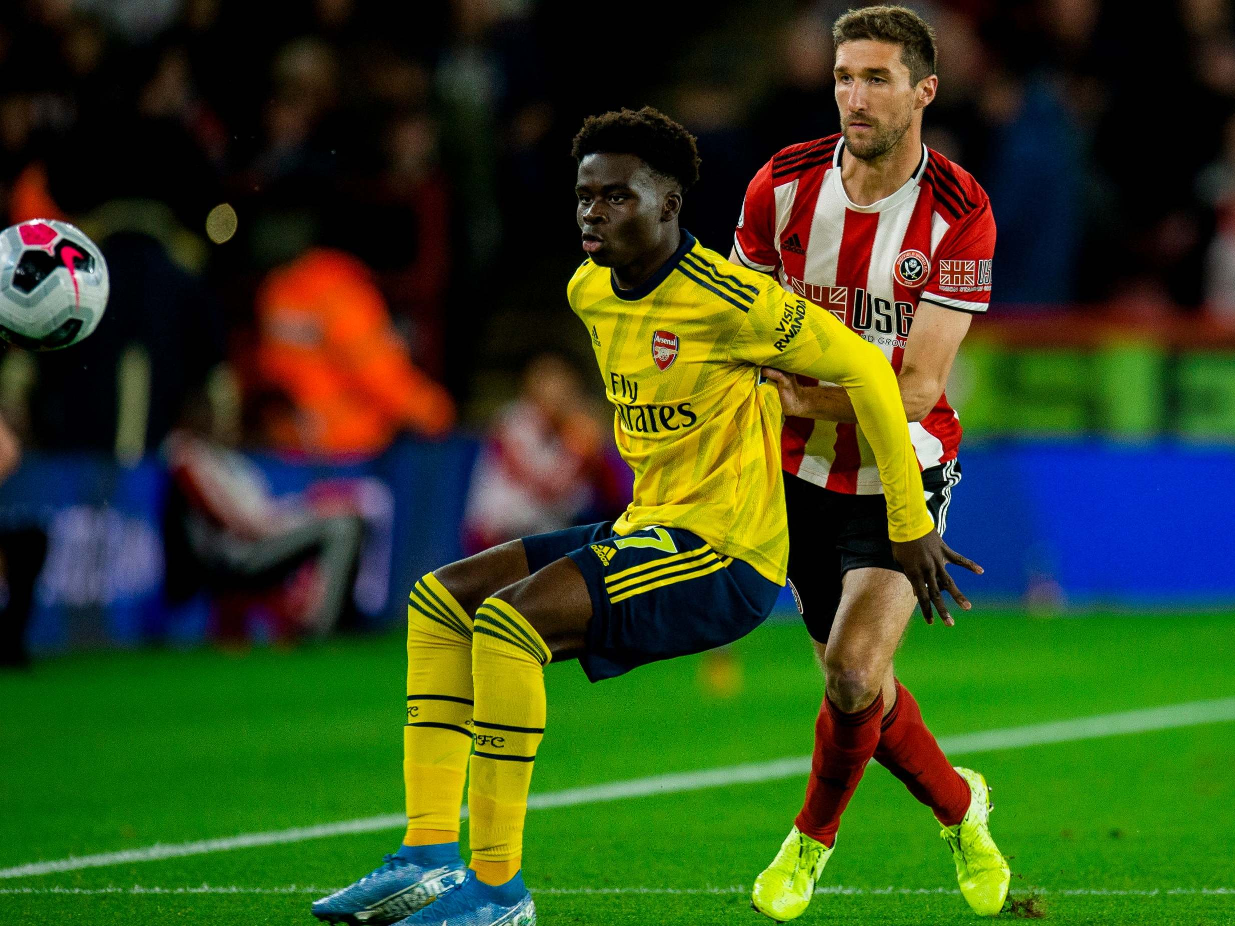Sheffield United vs Arsenal LIVE result: Blades cut through Gunners to earn all three points
