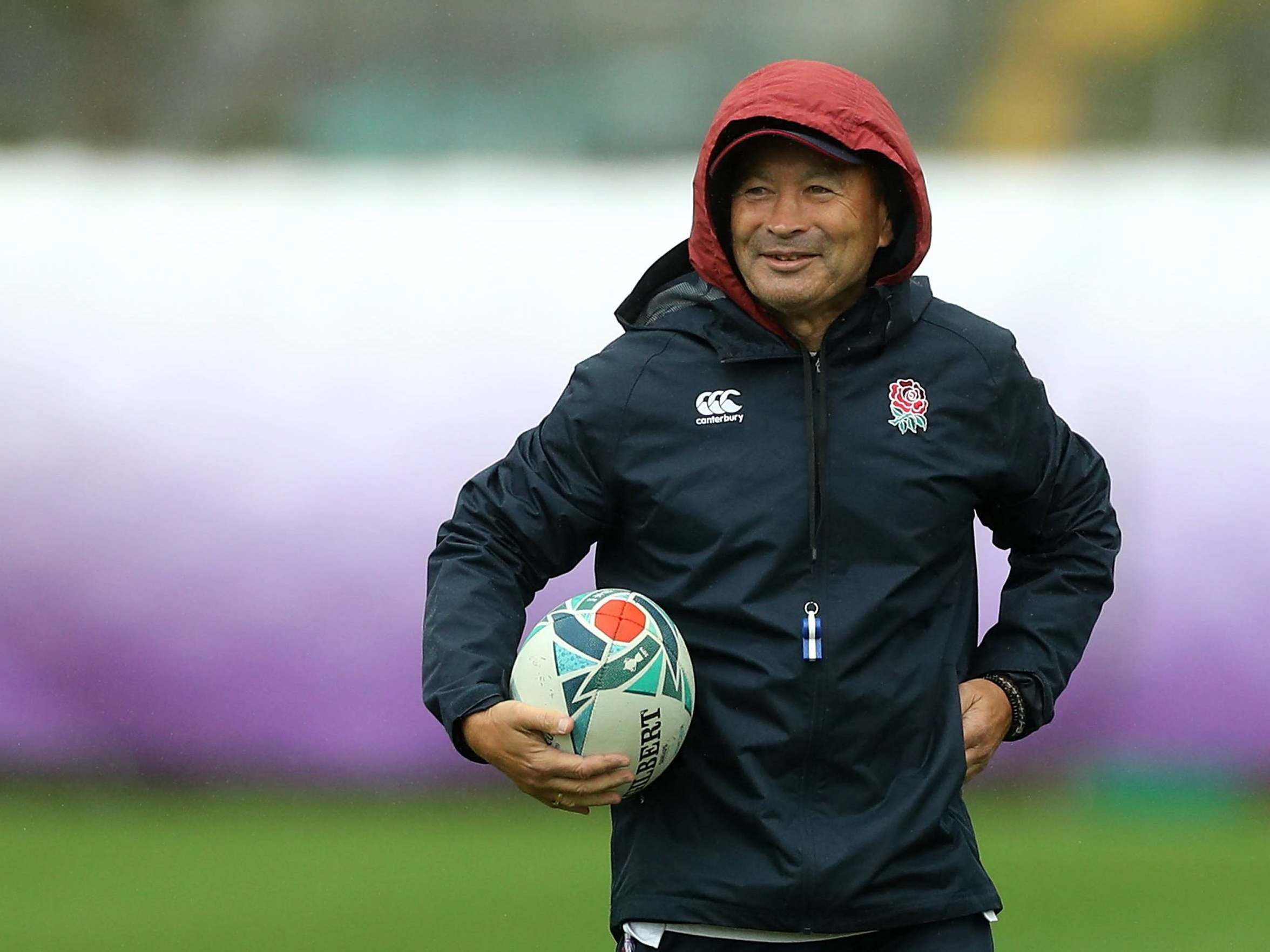 Rugby World Cup 2019: Eddie Jones claims England were spied on in training ahead of semi-final with All Blacks