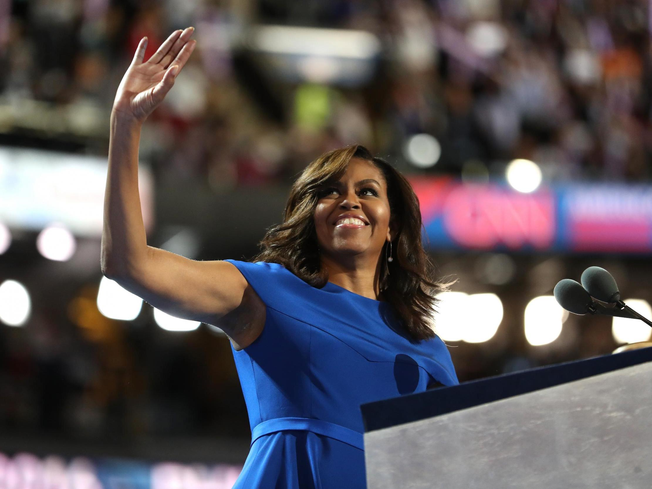 Michelle Obama petitioned to run as VP to stop Bernie Sanders, report says - independent