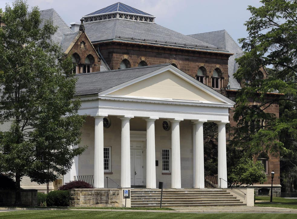 Founded in 1812, the seminary benefited from ties to slavery