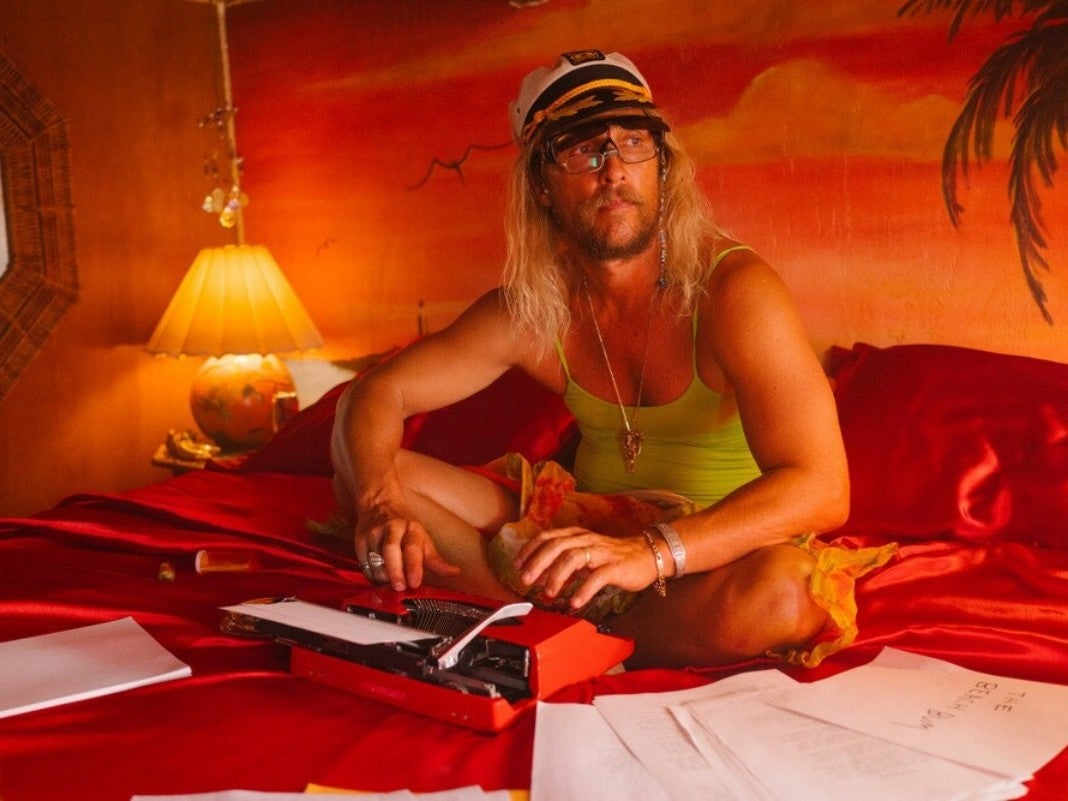 The Beach Bum review: Matthew McConaughey stars in a slapstick and romantic, neon-soaked stroll of a film