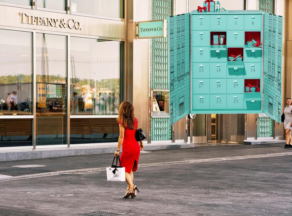 Tiffany, which is trying to transform its brand to appeal to younger shoppers, could use a company with deep pockets to help expand