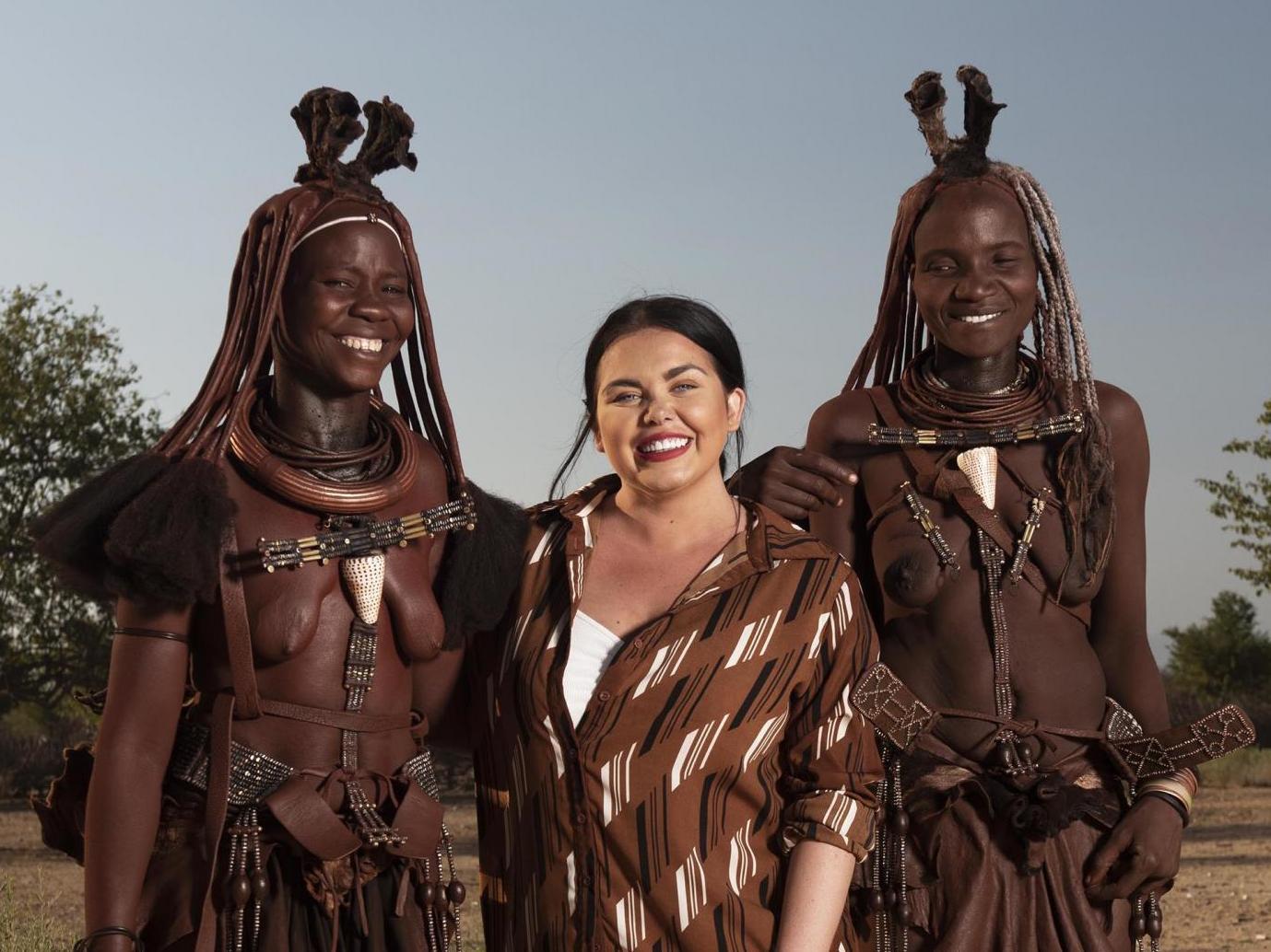The British Tribe Next Door review: Scarlett Moffatt leads a social …