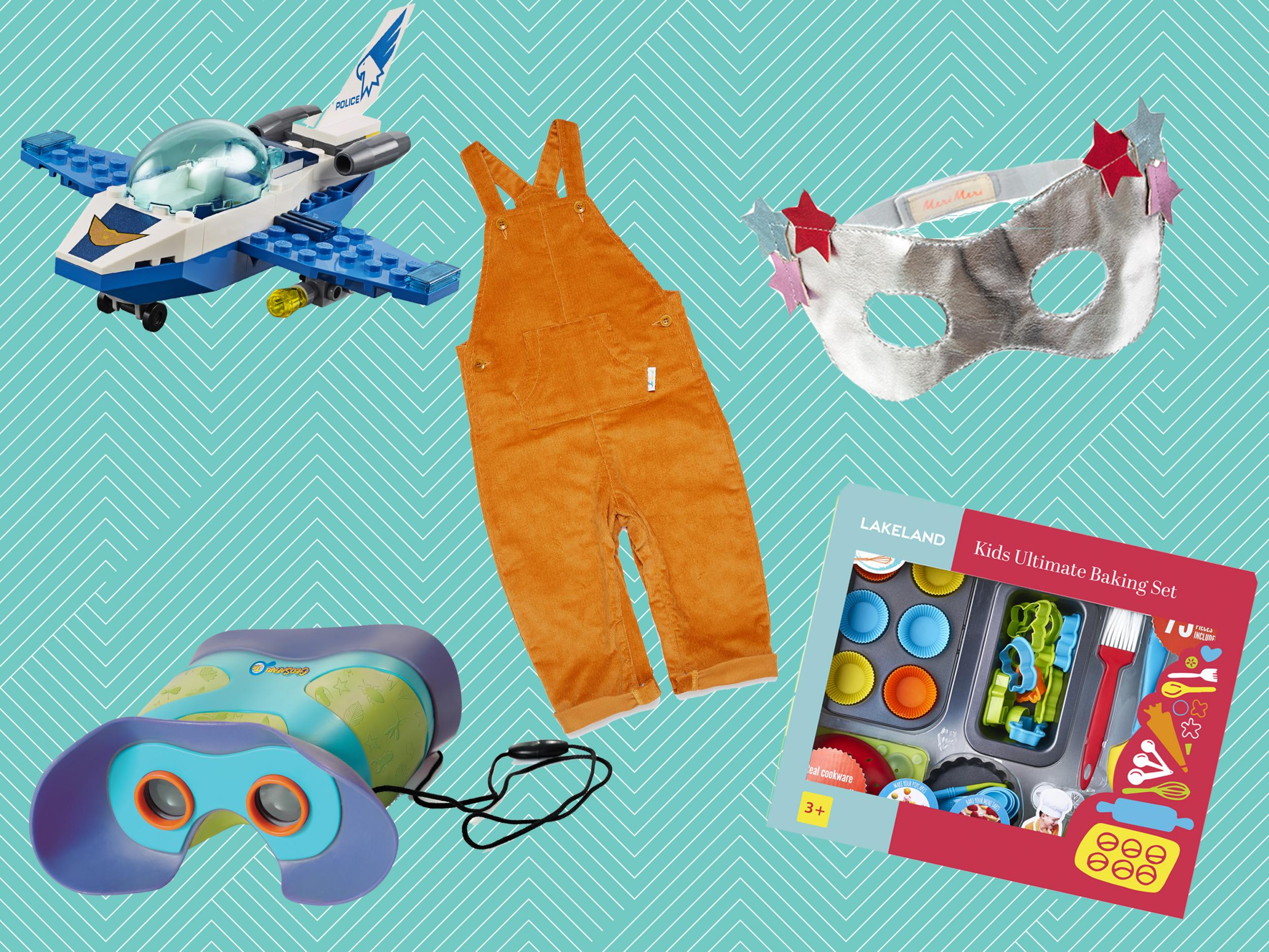 Best gifts for four year old kids, from coding to face