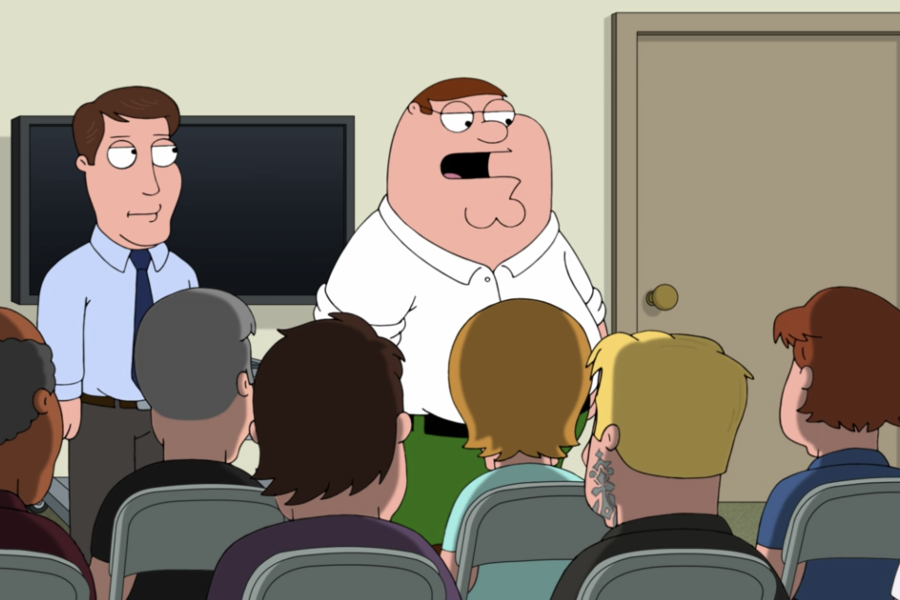 Family Guy addresses its position on 'gay jokes'