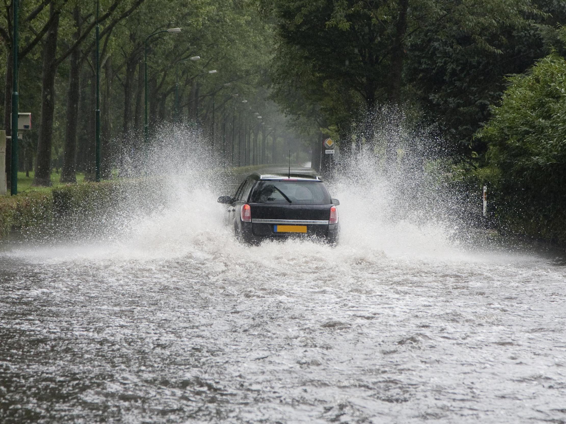 UK weather forecast: Possible 'danger to life' as Britain faces torrential rain and flash flooding