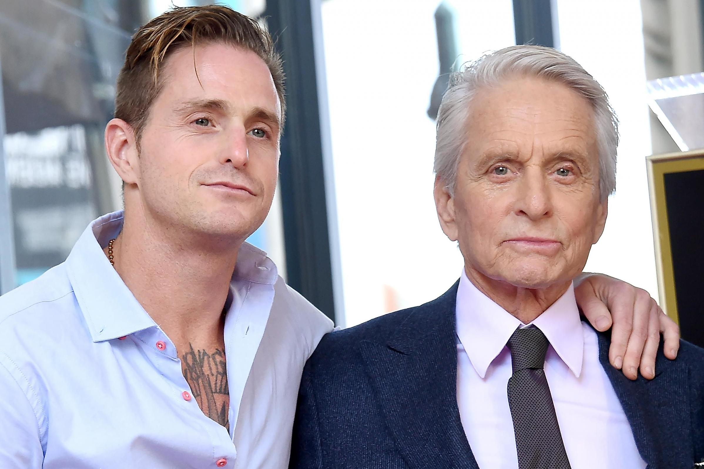 Cameron Douglas opens up about drug addiction that caused him to inject drugs into ribcage and neck