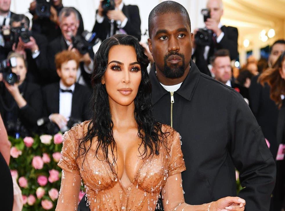 Kanye West donates $1m in honour of Kim Kardashian's birthday (Getty)