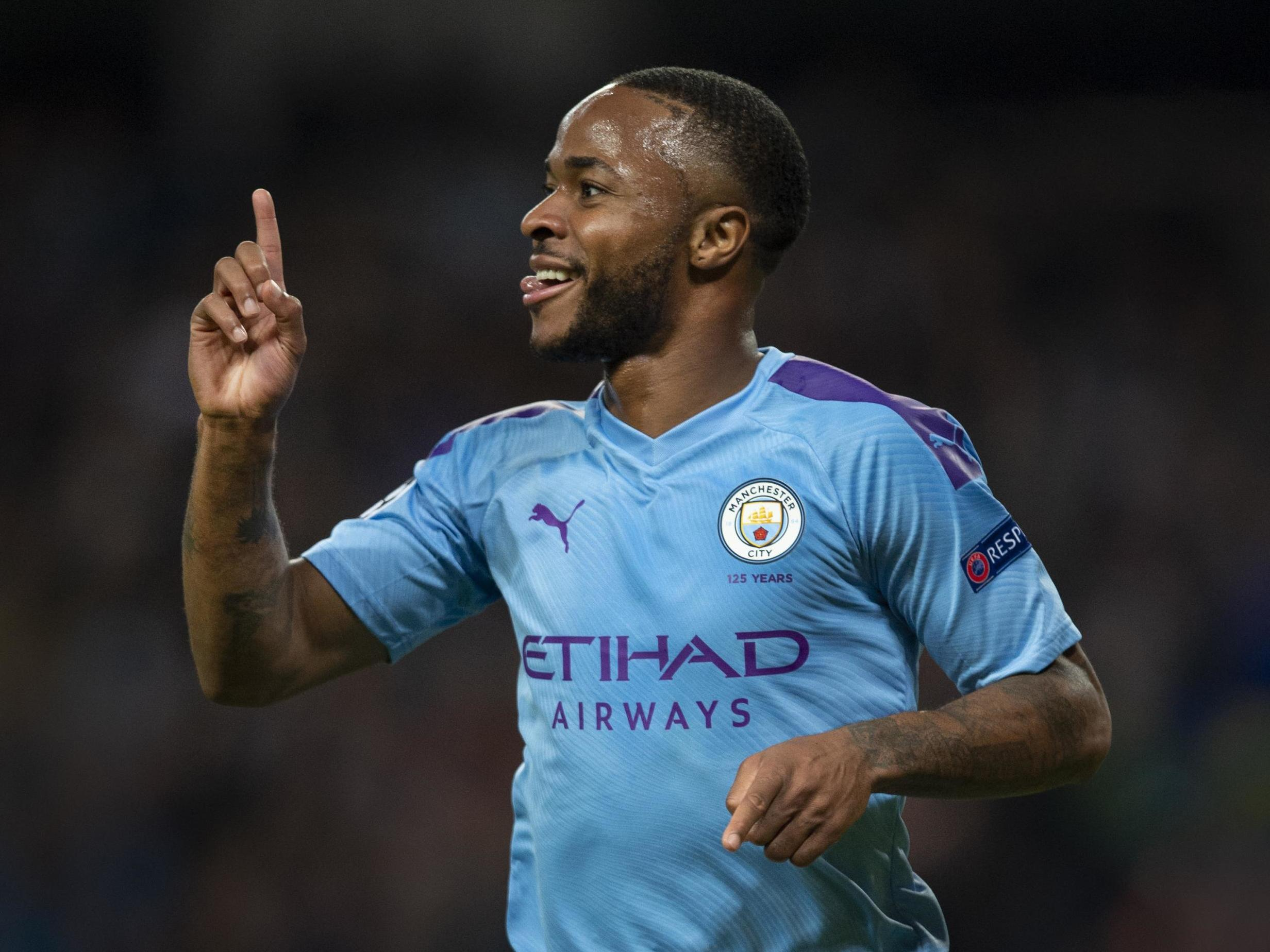 How Pep Guardiola placed Raheem Sterling at the forefront of a tactical revolution