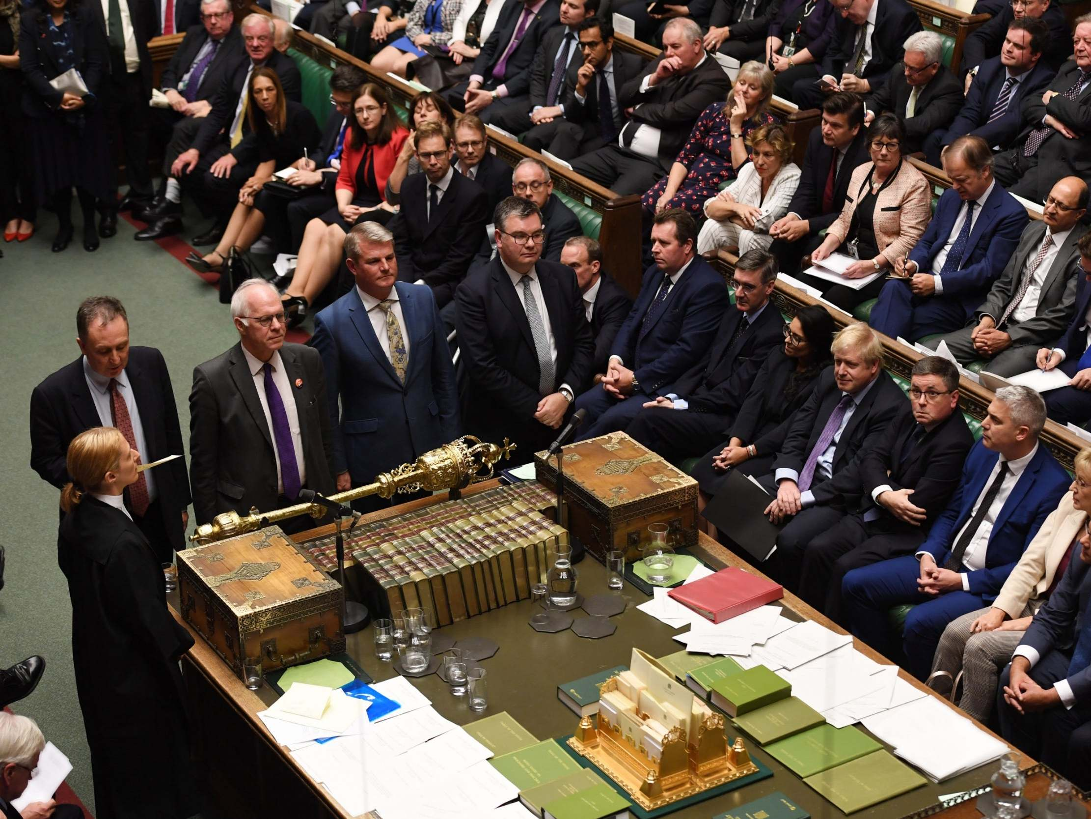 General election before Christmas moves step closer as key Tory and …