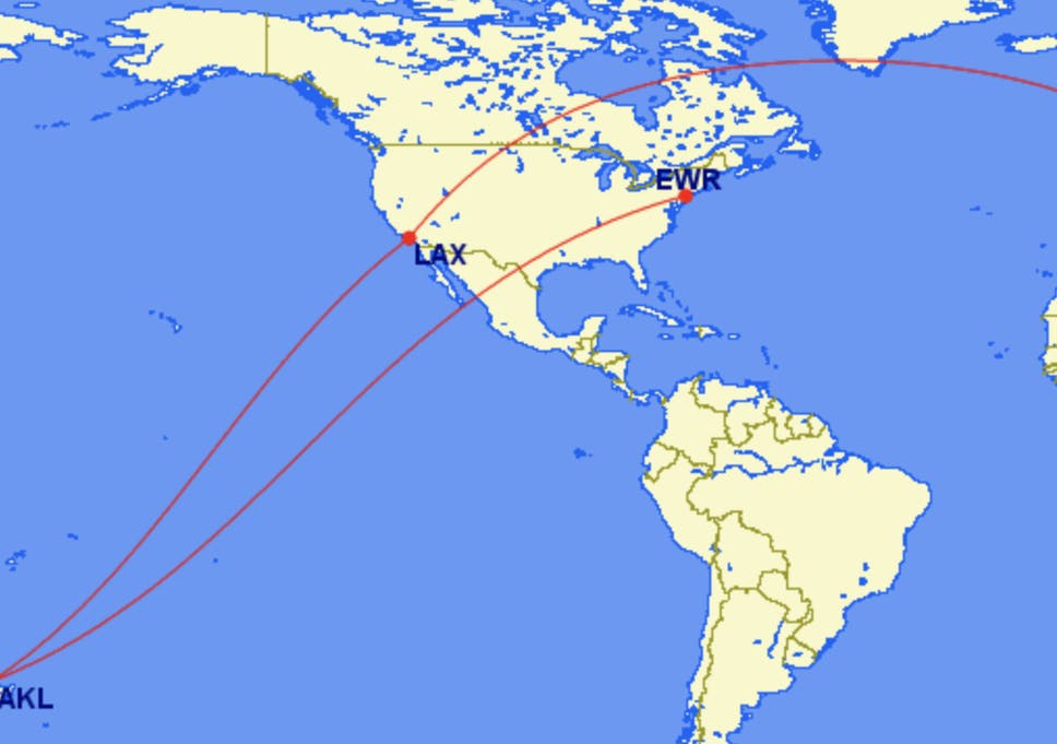 Air New Zealand to abandon London route in favour of New ...