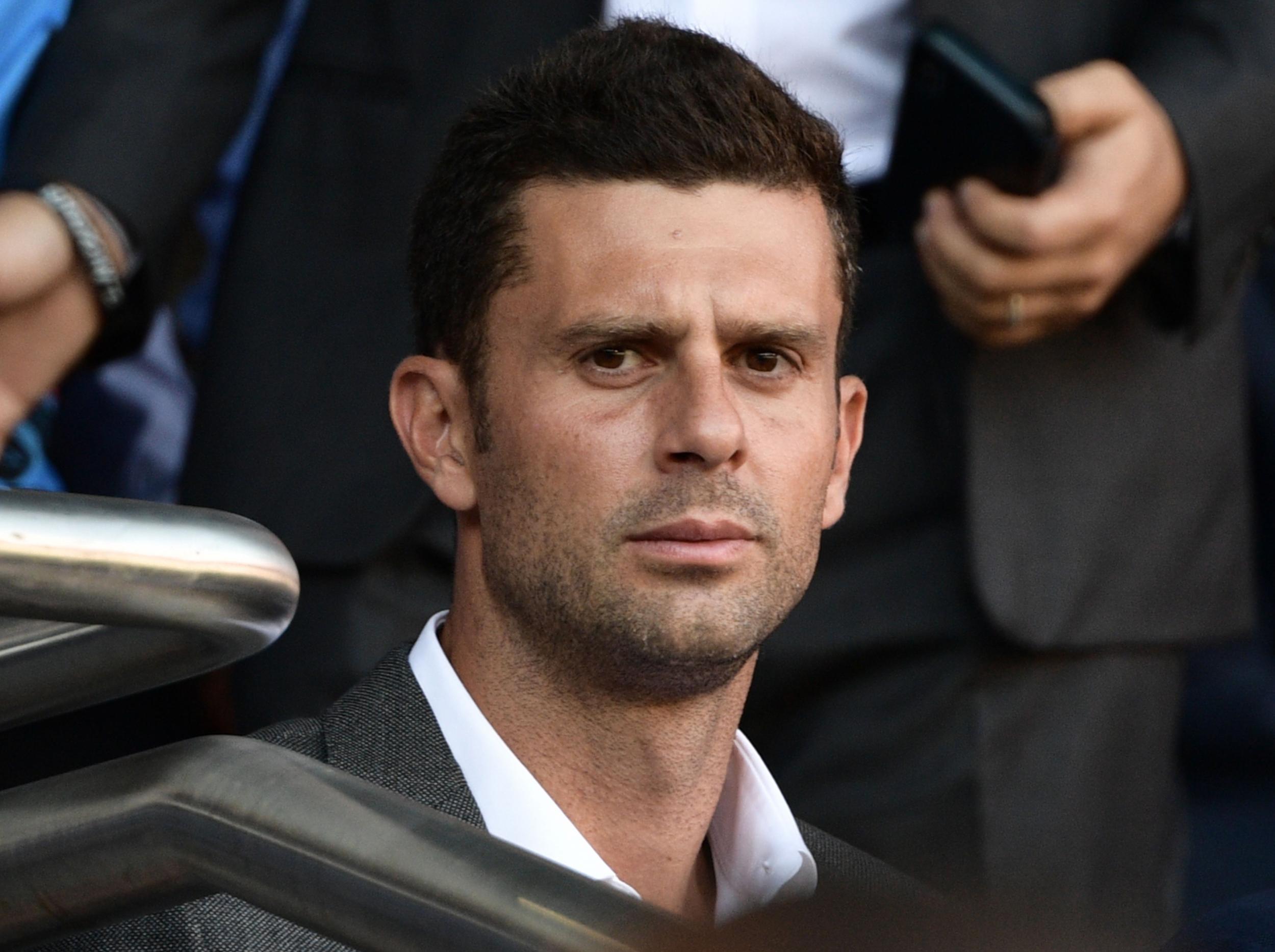 Genoa appoint former Paris Saint-Germain midfielder Thiago Motta as new head coach