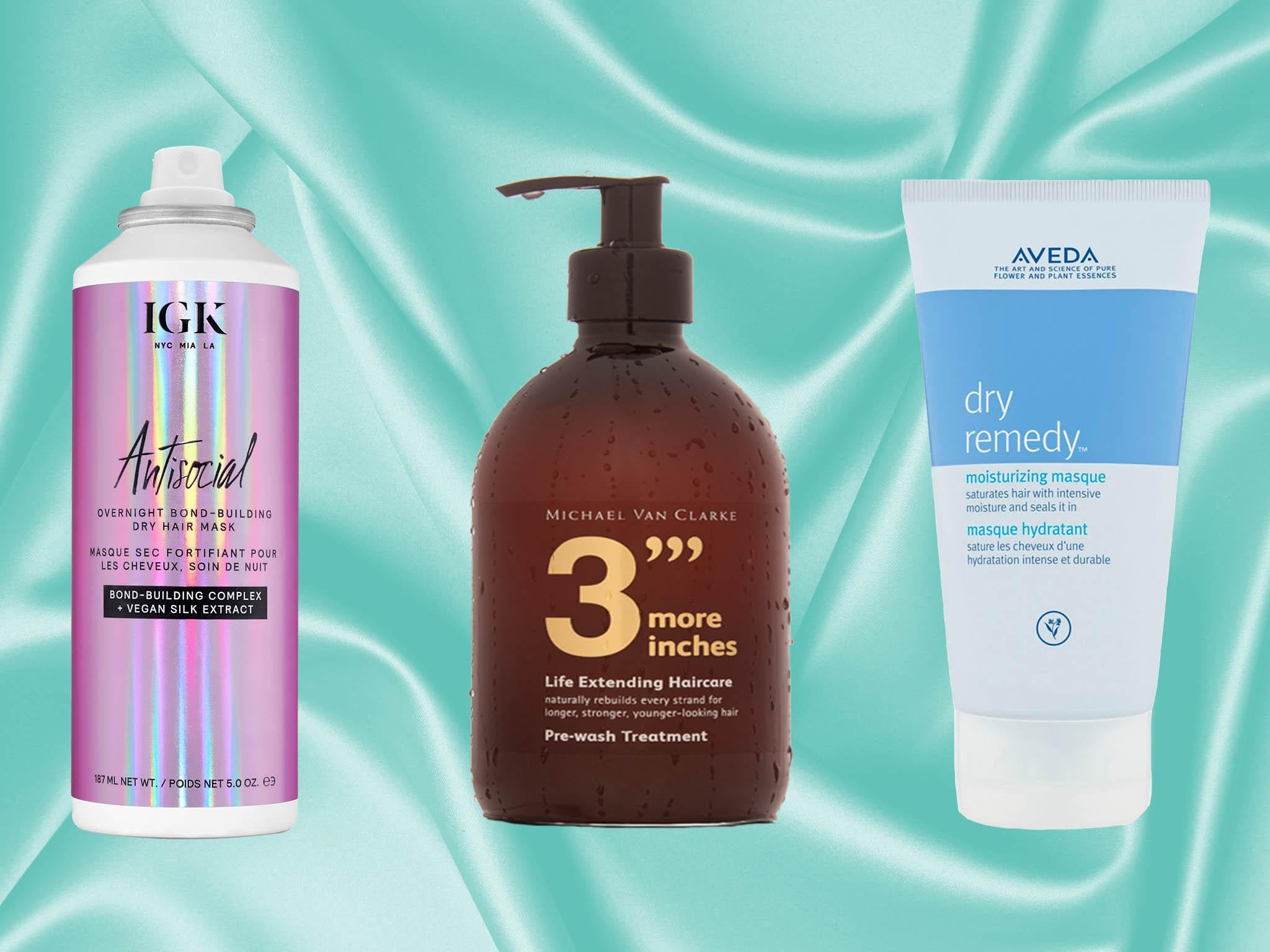 Best hair mask to bring your dry locks back to life