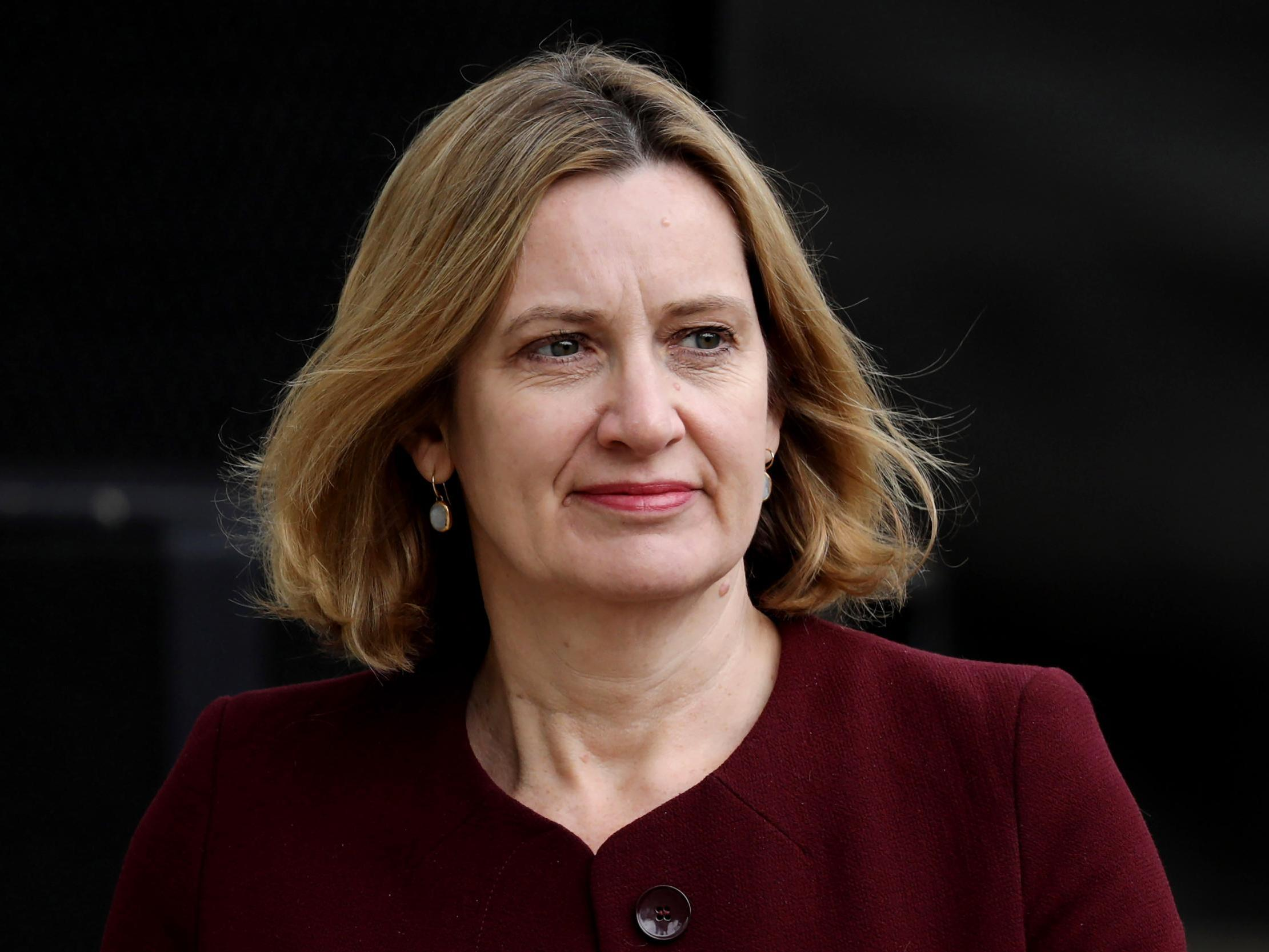Amber Rudd's response to her daughter Flora Gill talking about sex sparks hilarity on Twitter