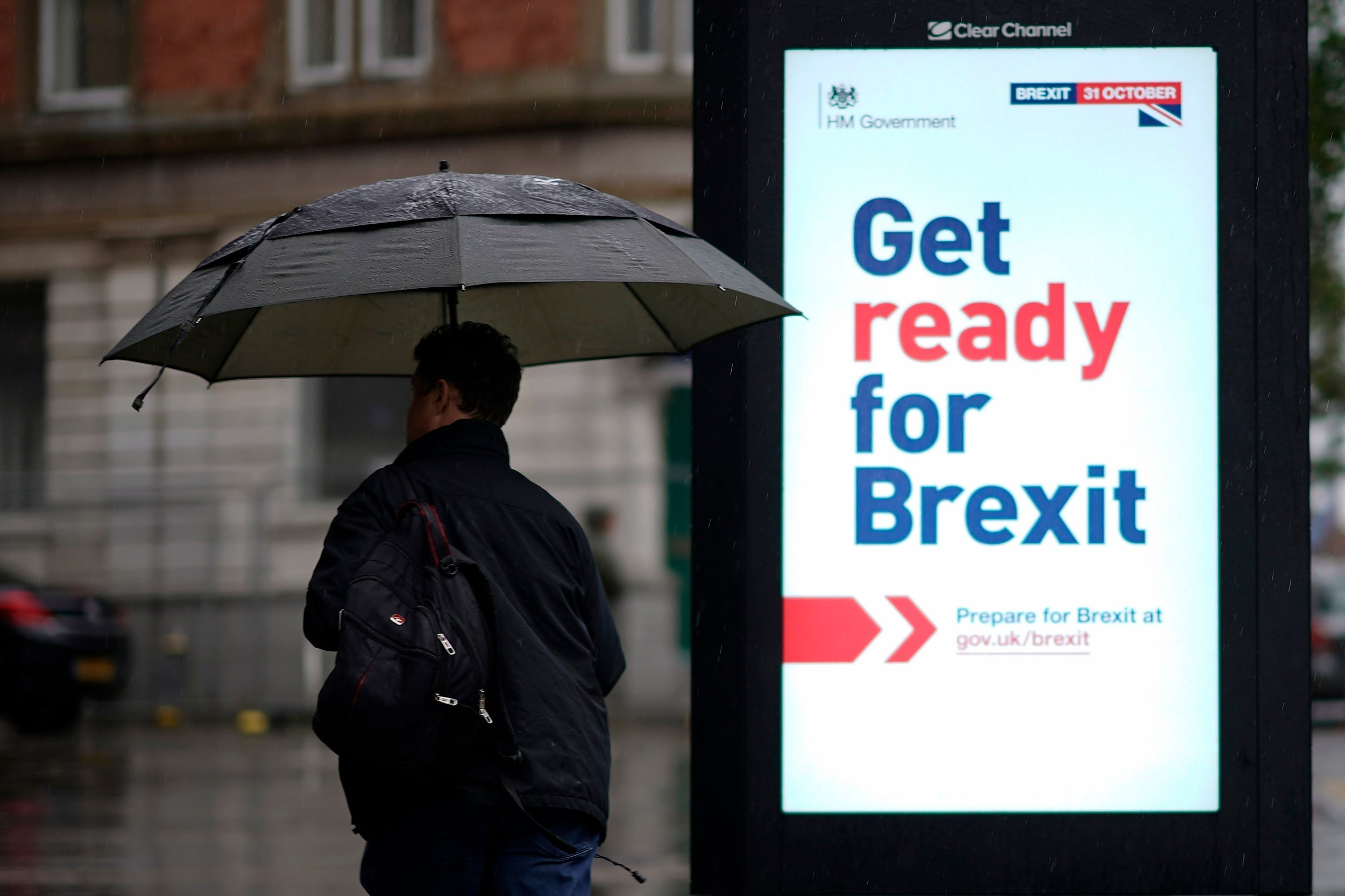 'Get Ready for Brexit' campaign spent £46m of taxpayers' cash without making a difference, watchdog finds