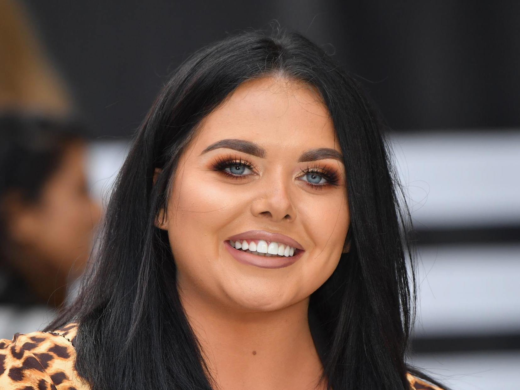 Scarlett Moffatt says body confidence was helped by living with Namibia tribe who praised her body shape