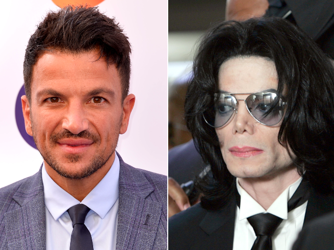 Michael Jackson: Peter Andre defends starring in musical Thriller after child sex abuse claims