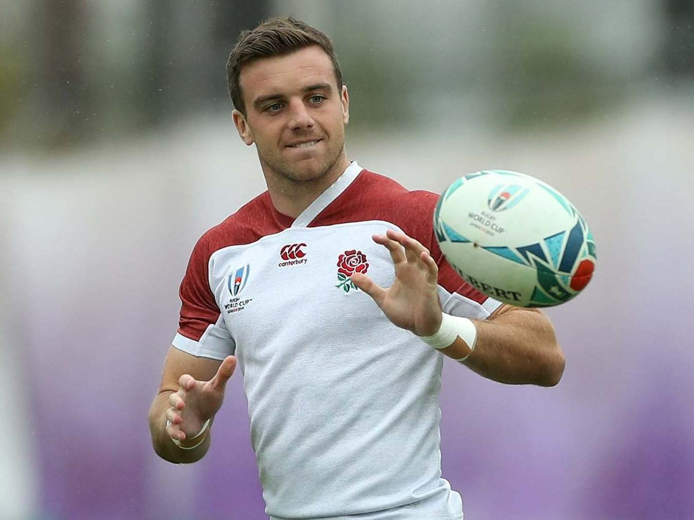 England vs New Zealand: George Ford recalled as fly-half starts ...