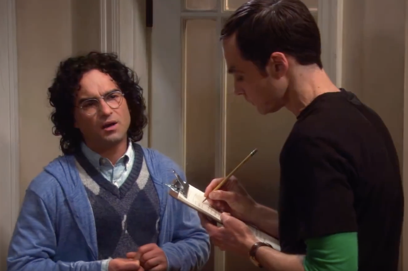 The Big Bang Theory fan spots plot hole that contradicts show's entire premise