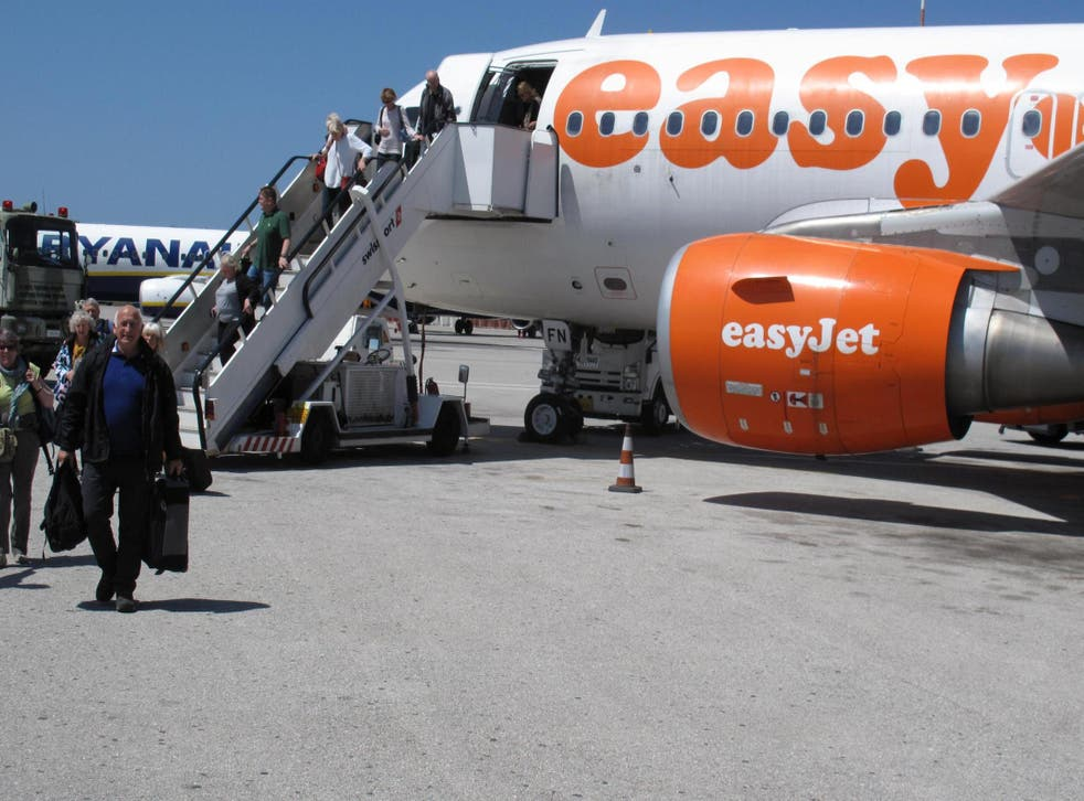 Ground stop: easyJet has cancelled 32 flights, including the only departure from Gatwick to Catania