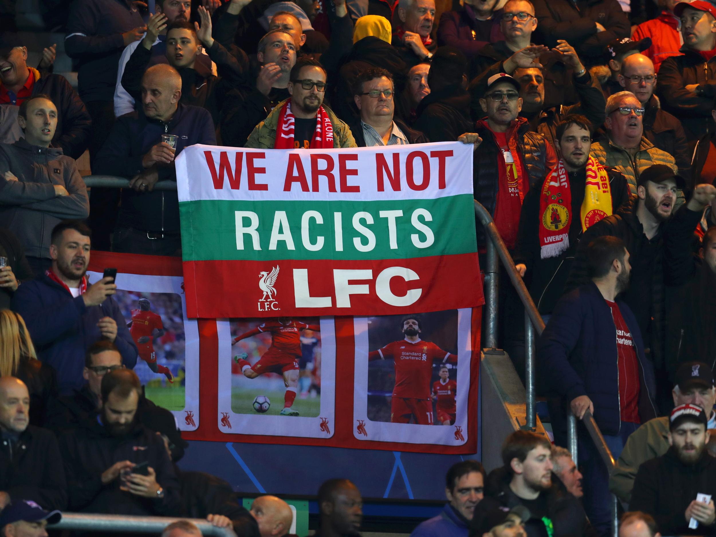 Divock Origi banner: Forget the result in Genk – it was another bleak night for Liverpool Football Club